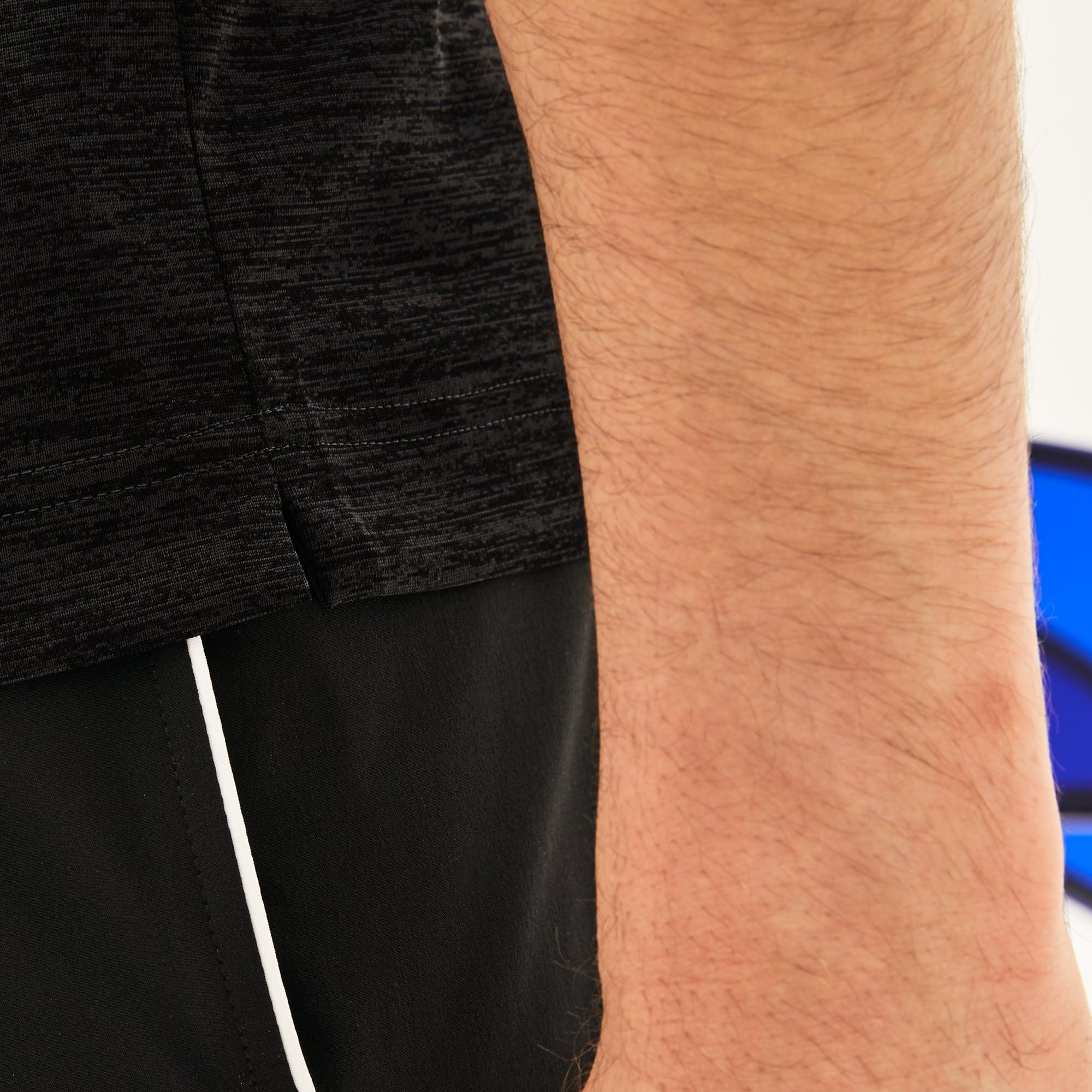 Lacoste - Herren-Poloshirt aus meliertem Jersey LACOSTE SPORT - 6