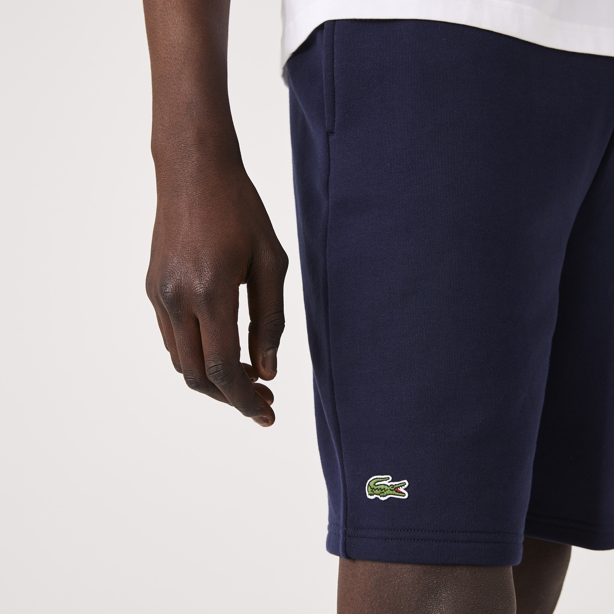 Herren-Shorts aus Fleece LACOSTE SPORT TENNIS