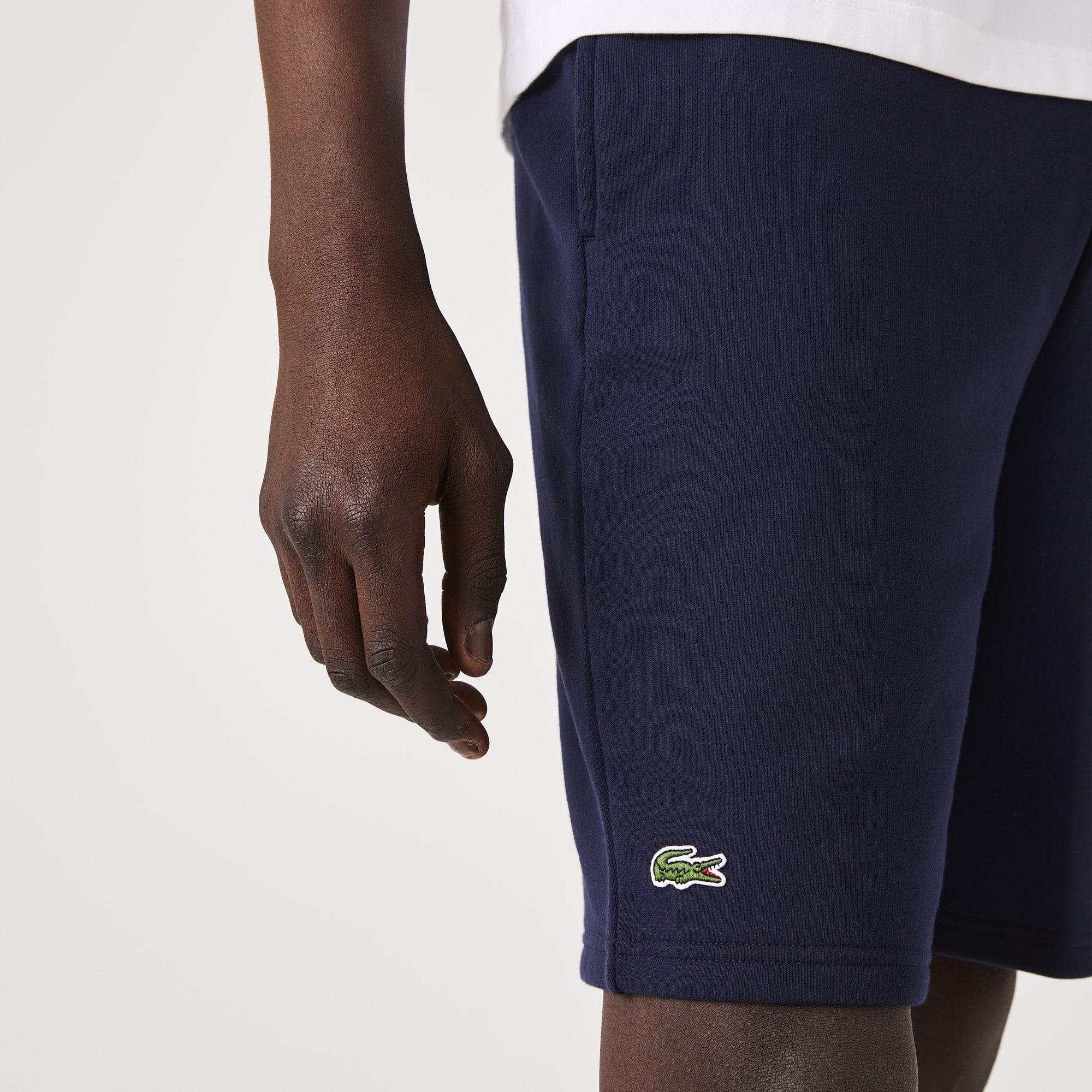 1aeff720afe Herren-Shorts aus Fleece LACOSTE SPORT TENNIS | LACOSTE