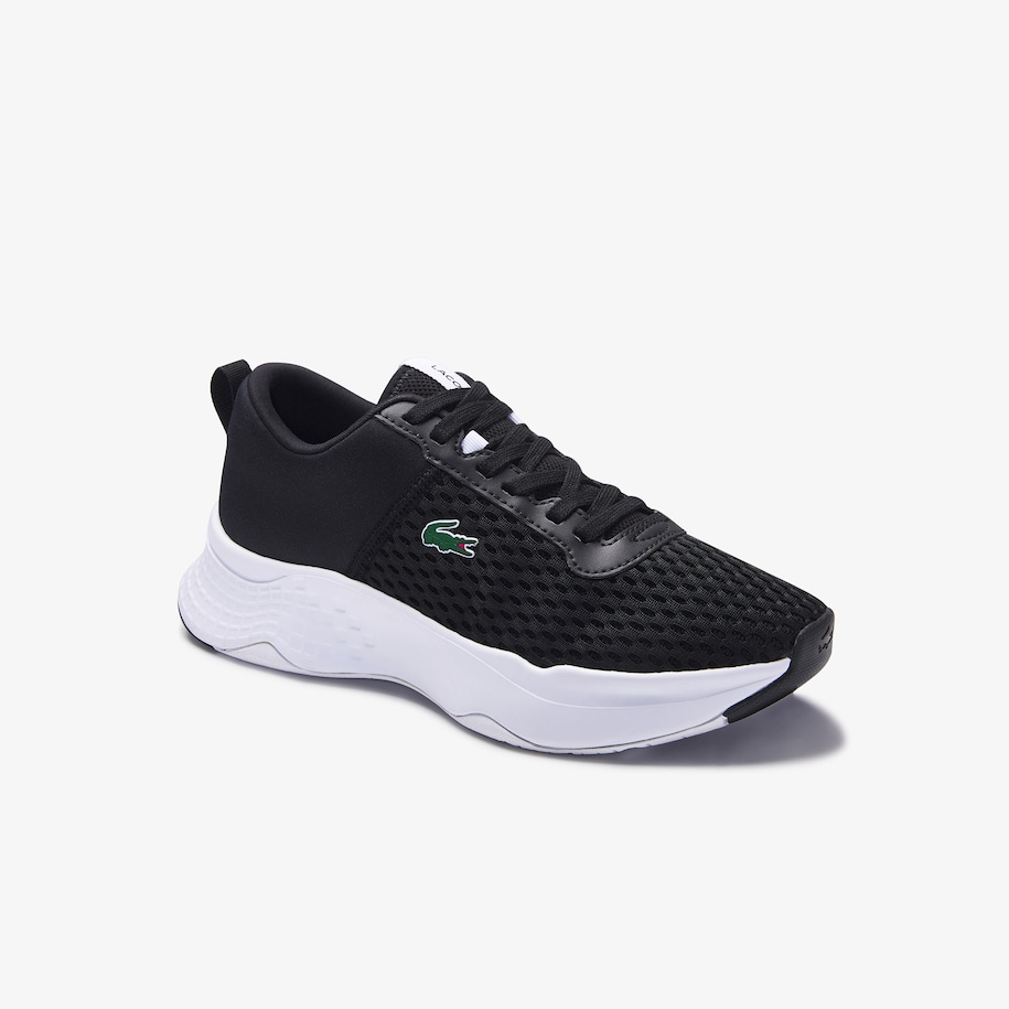 Teen-Sneakers COURT-DRIVE aus Mesh und Stretch