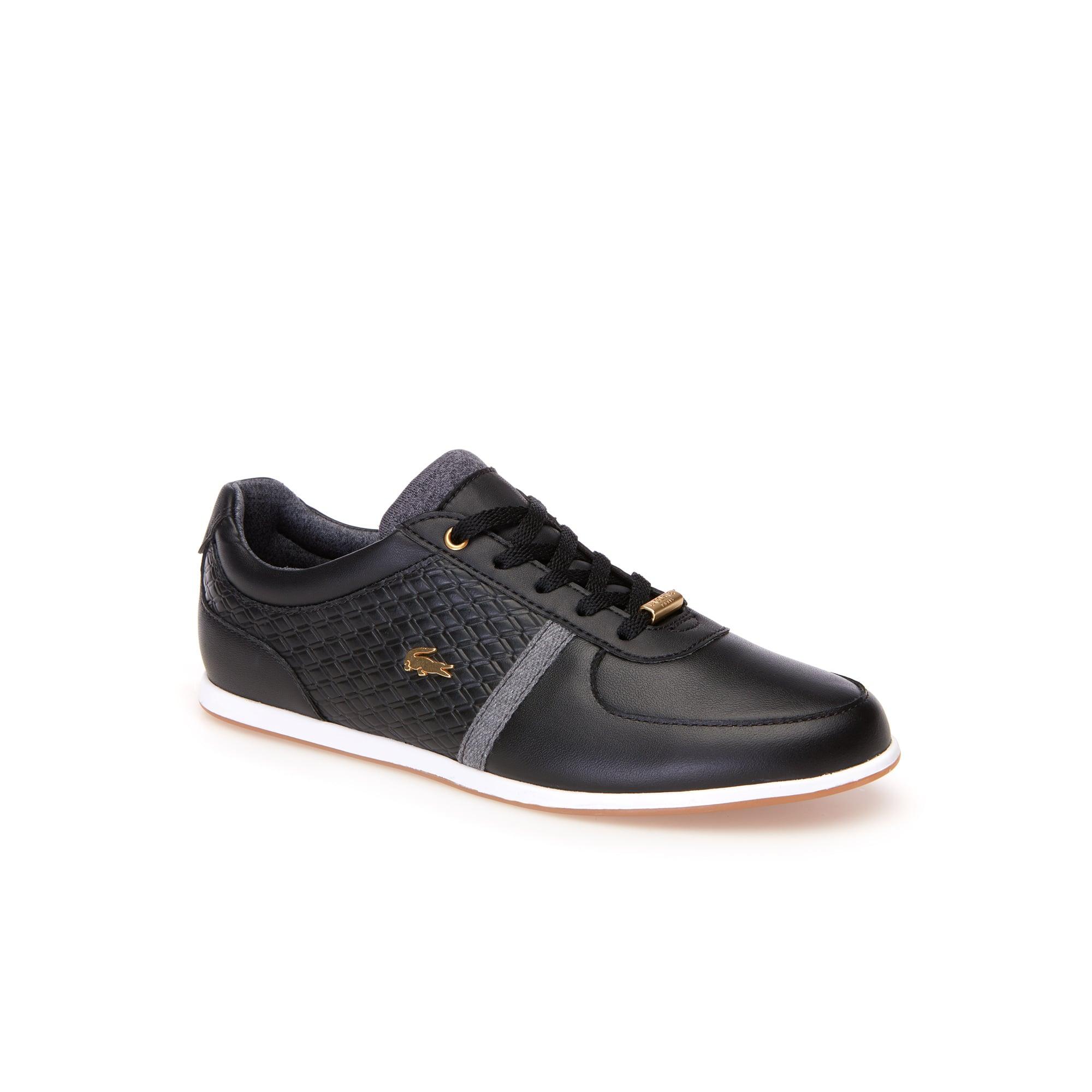 Damen-Sneakers REY aus Leder LACOSTE SPORT