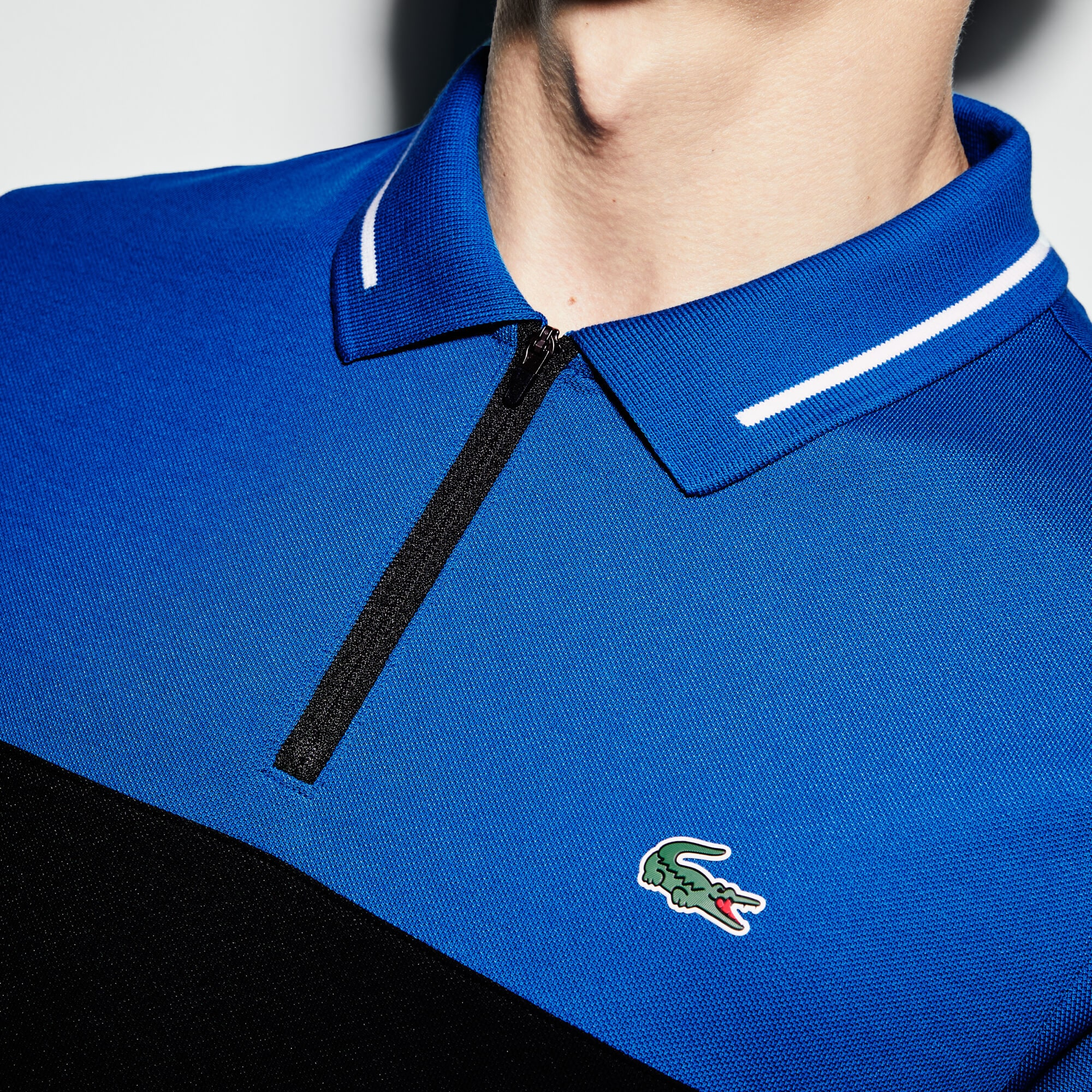 Lacoste - Herren LACOSTE SPORT Tennis-Poloshirt aus Funktionspiqué - 5