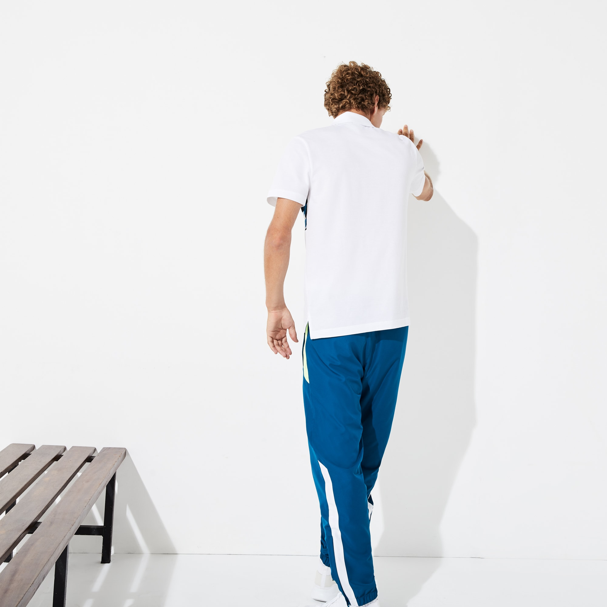 outlet store cc3d9 7b16d Herren LACOSTE SPORT Ultra-Light-Poloshirt aus Baumwolle