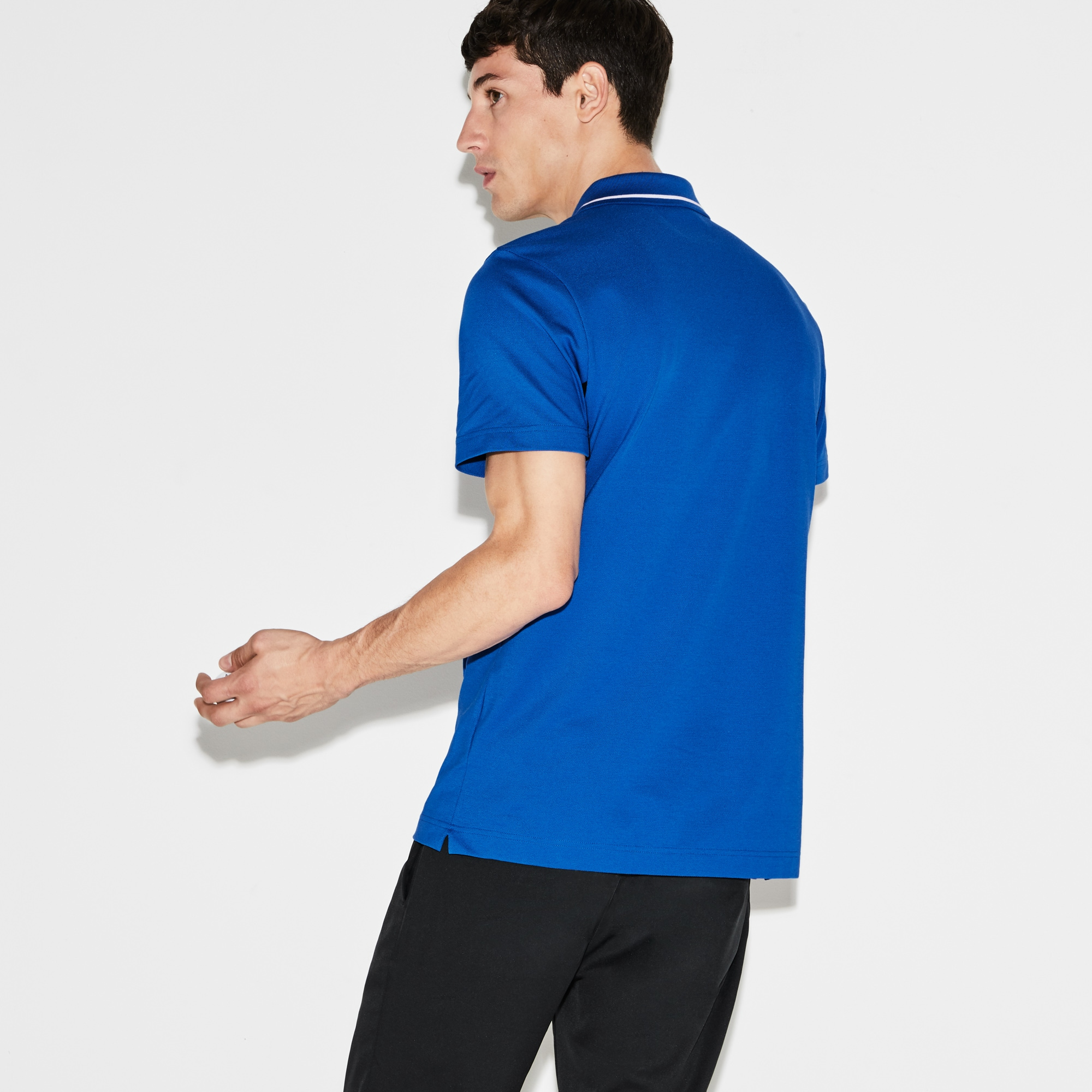 Lacoste - Herren LACOSTE SPORT Tennis-Poloshirt aus Funktionspiqué - 2