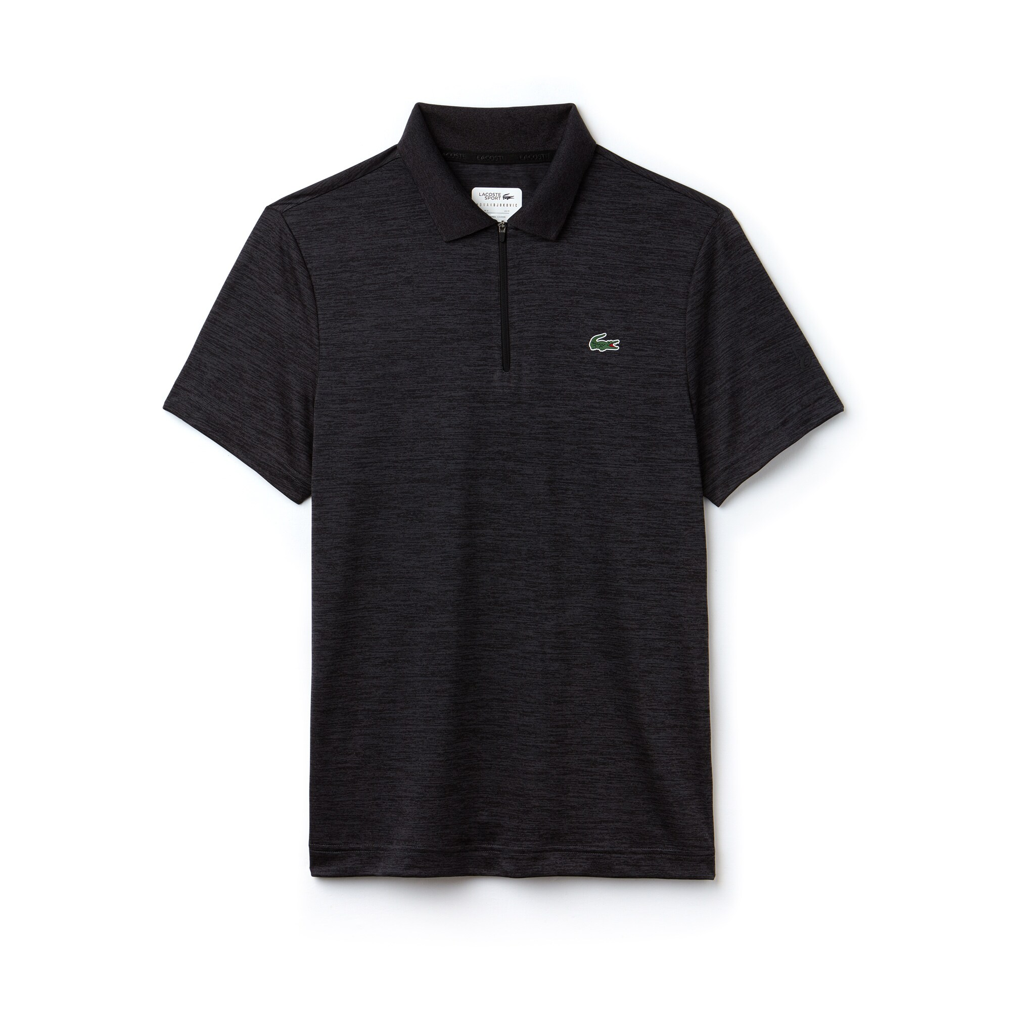 Herren-Poloshirt aus meliertem Jersey LACOSTE SPORT