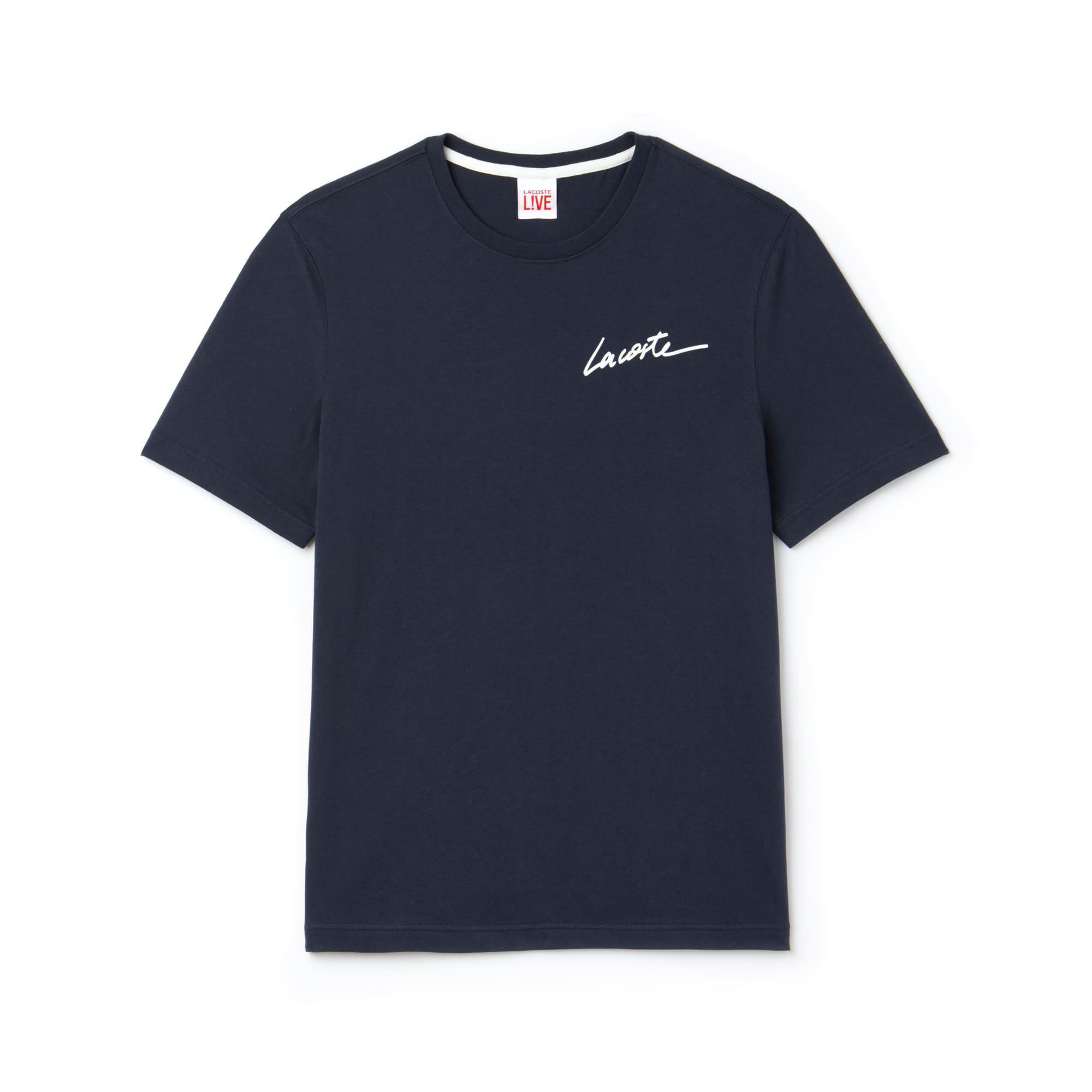 T-Shirts für Männer   Herrenmode   LACOSTE ee99024f9d
