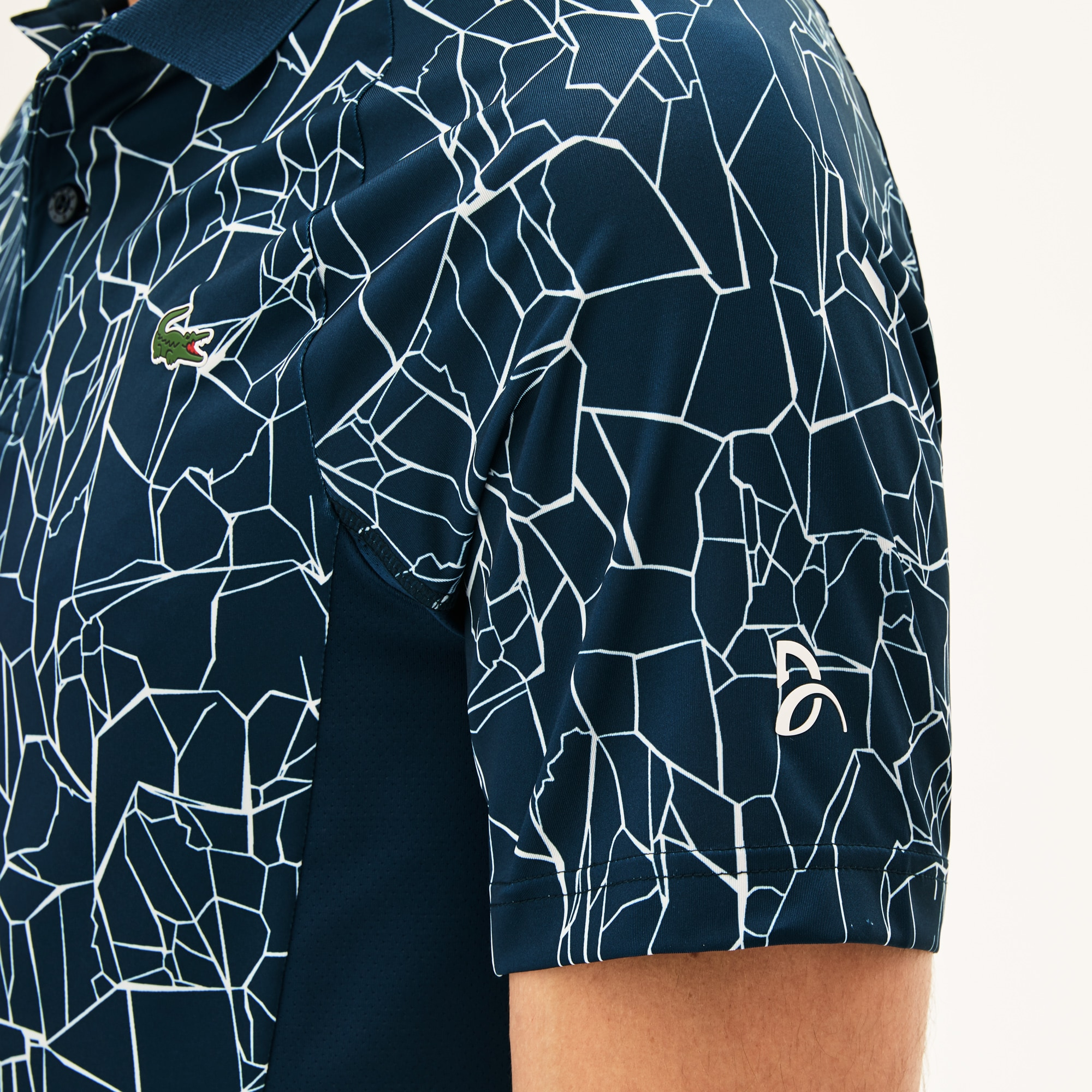 Lacoste - Herren-Poloshirt aus Jersey LACOSTE SPORT NOVAK DJOKOVIC - 5