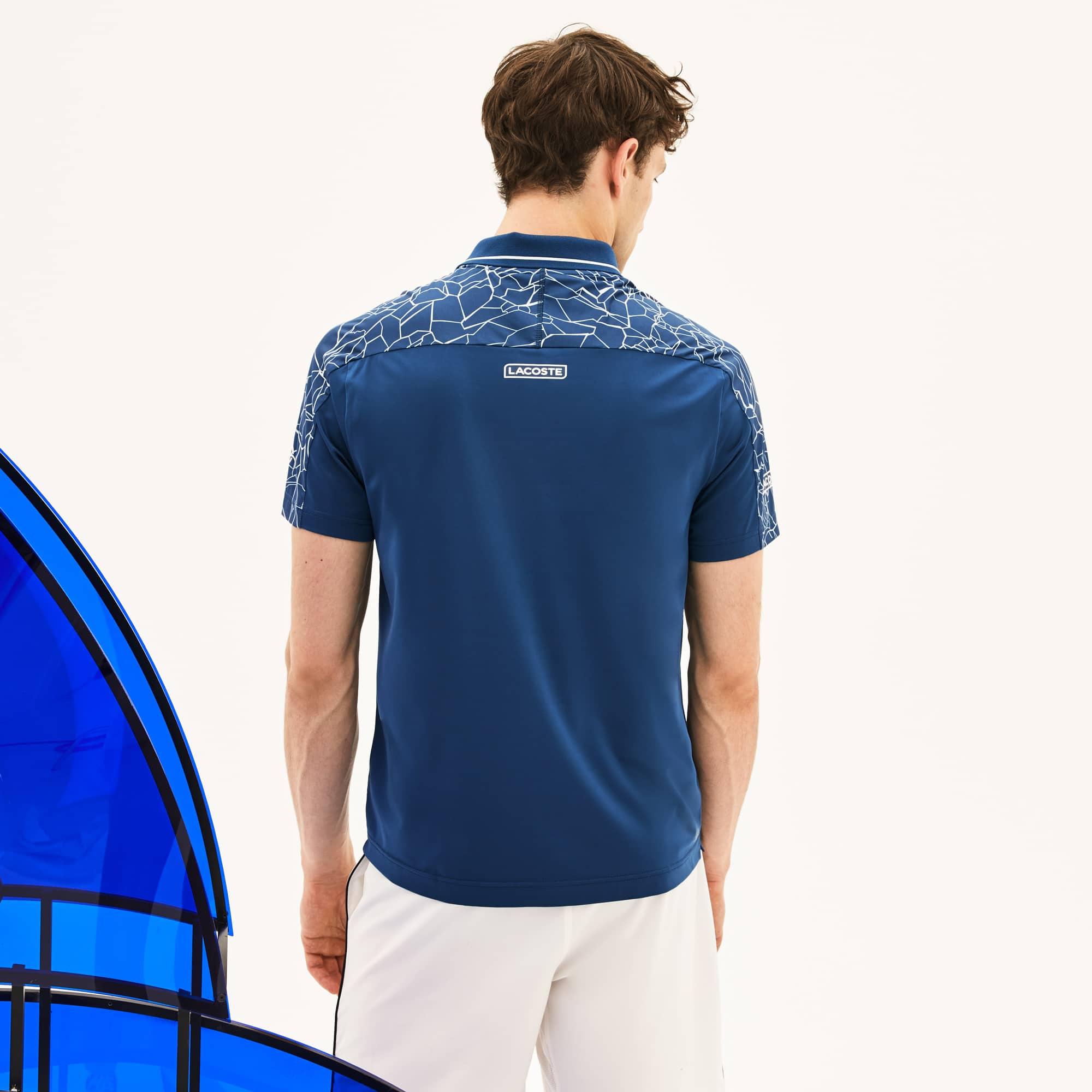 Lacoste - Herren-Poloshirt aus Stretch-Jersey LACOSTE SPORT NOVAK DJOKOVIC - 2