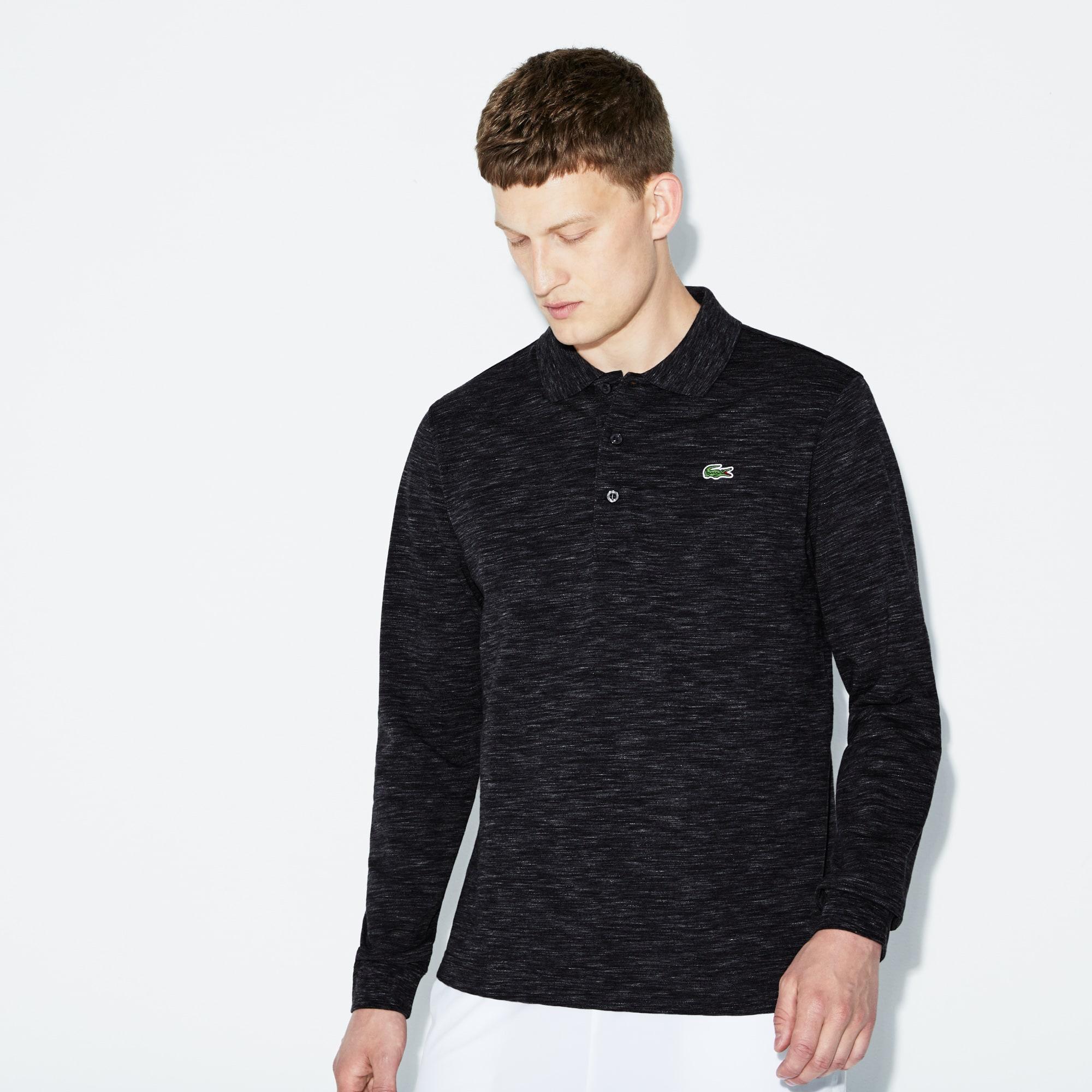 Herren LACOSTE SPORT Tennis-Poloshirt aus ultraleichter Baumwolle