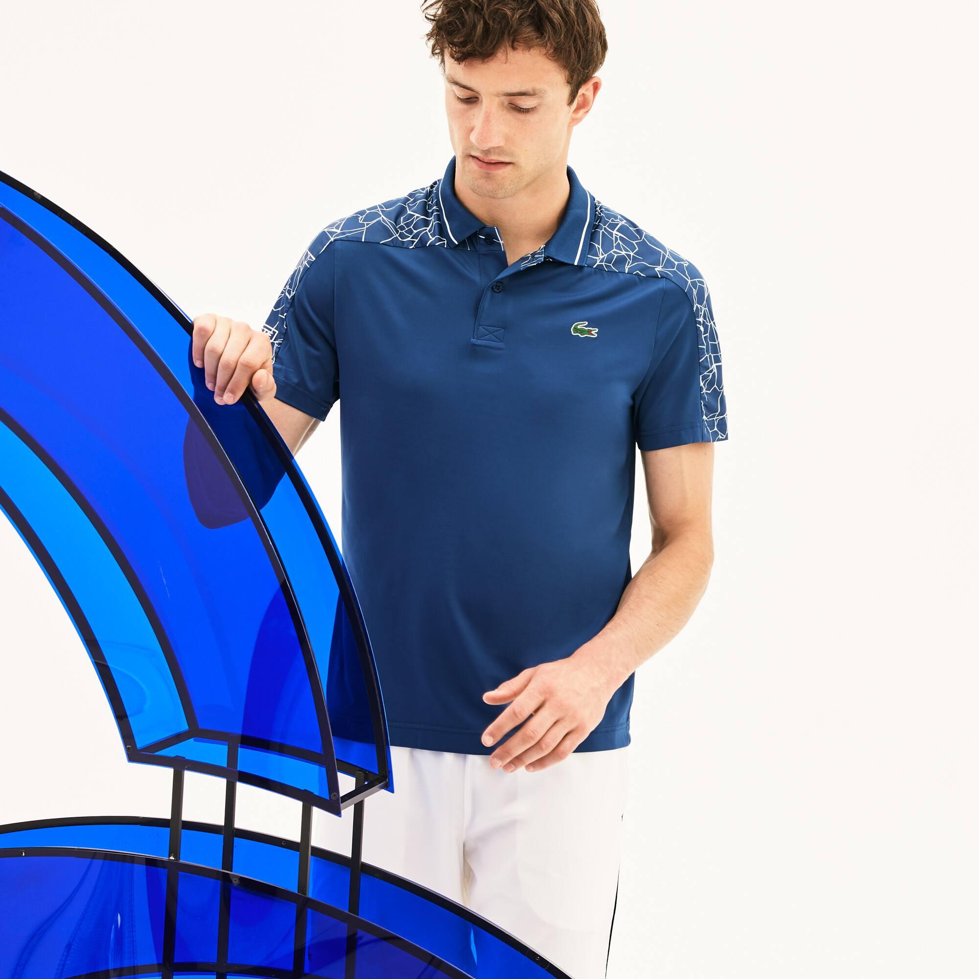 Lacoste - Herren-Poloshirt aus Stretch-Jersey LACOSTE SPORT NOVAK DJOKOVIC - 1