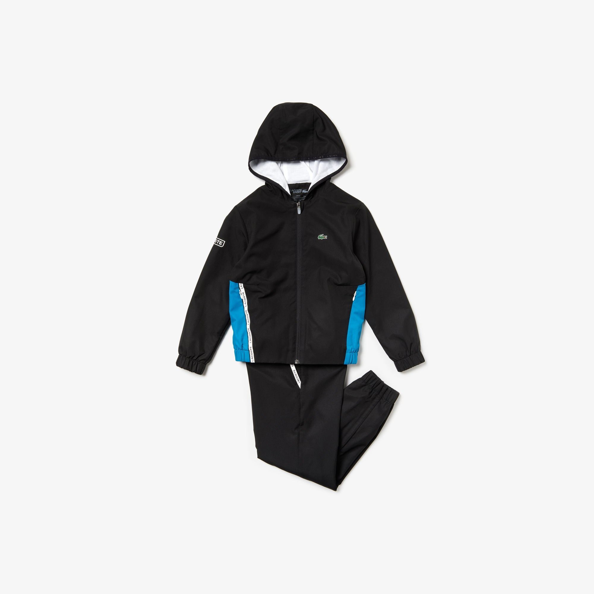 sale retailer 40b6a 0dc26 Kinder Trainingsanzüge   Kinder Sportbekleidung   LACOSTE SPORT