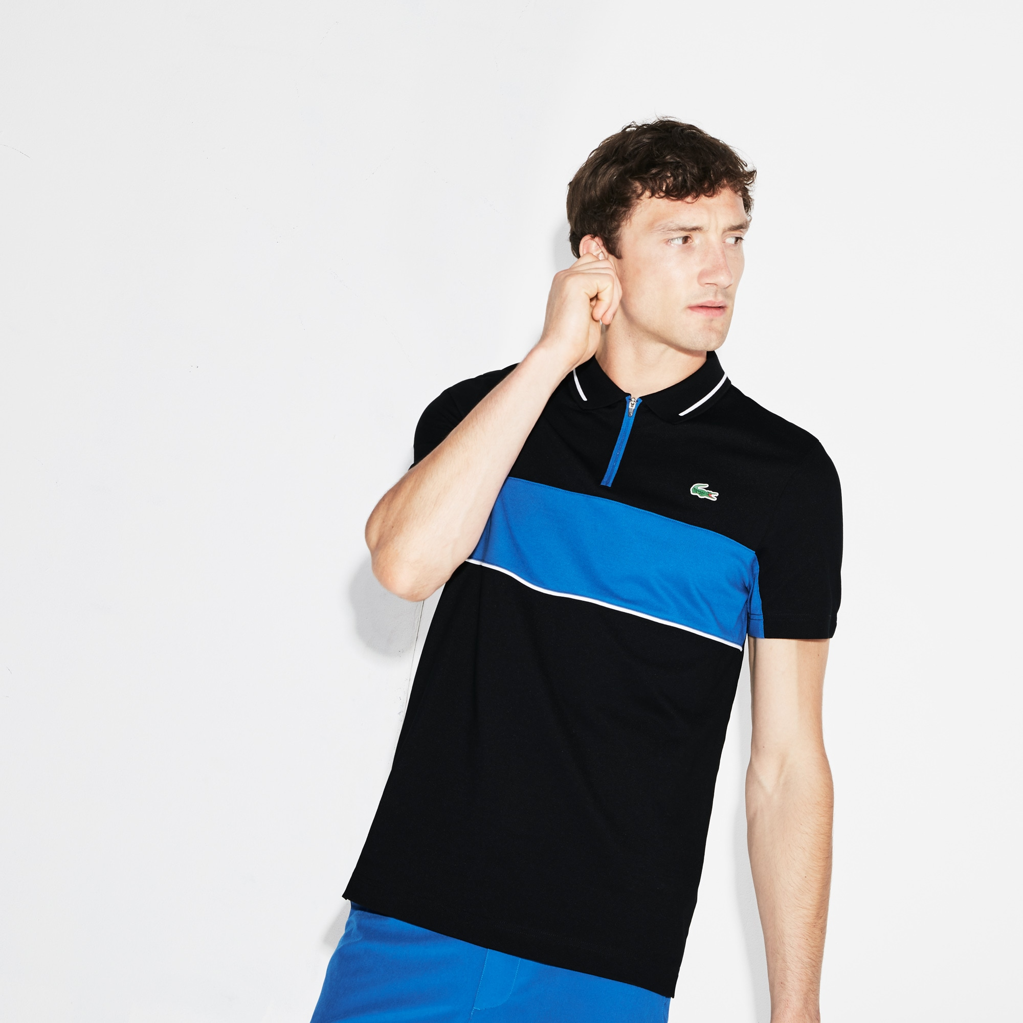 Lacoste - Herren LACOSTE SPORT Tennis-Poloshirt aus Funktionspiqué - 6