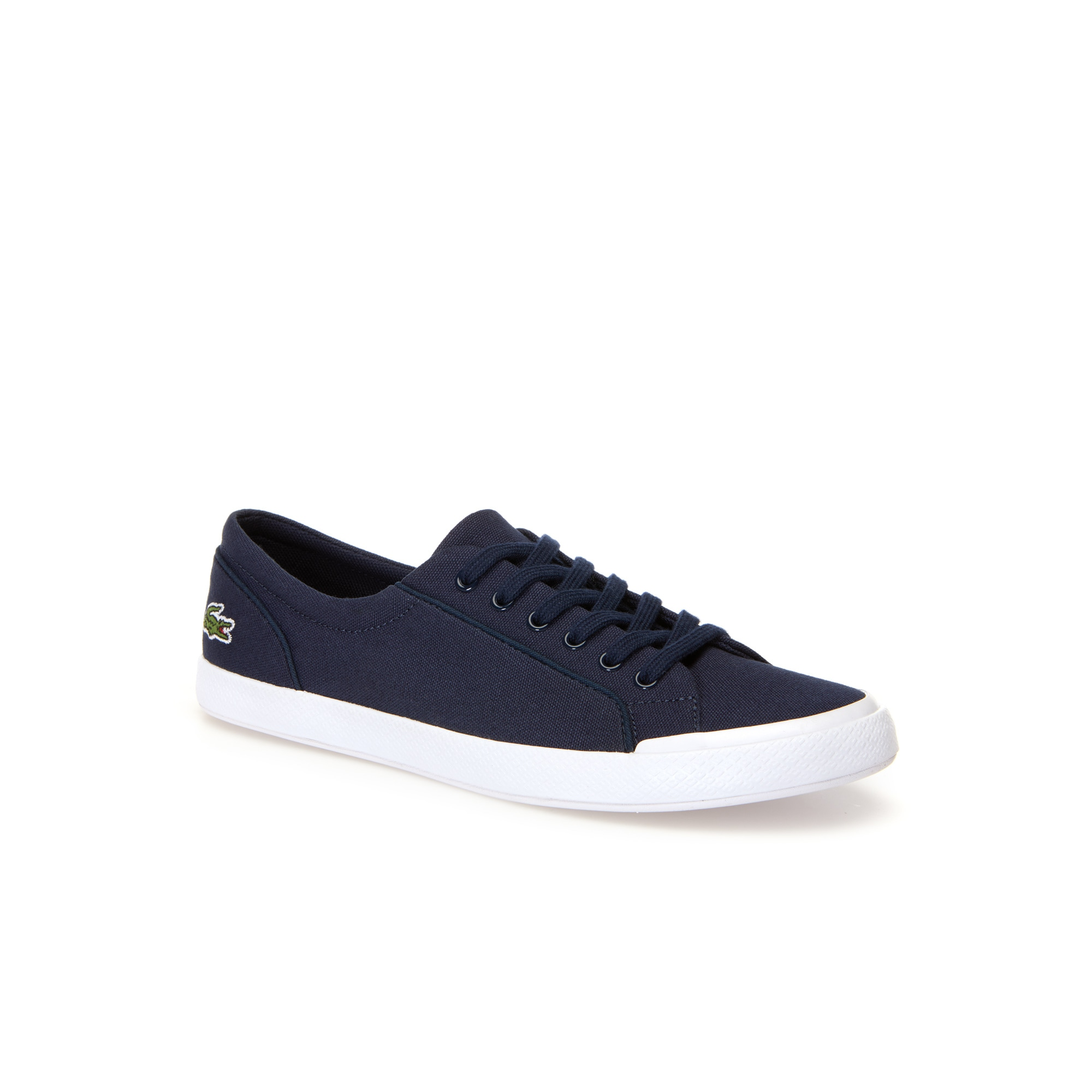 Low-Rise Damen-Sneakers LANCELLE aus Canvas