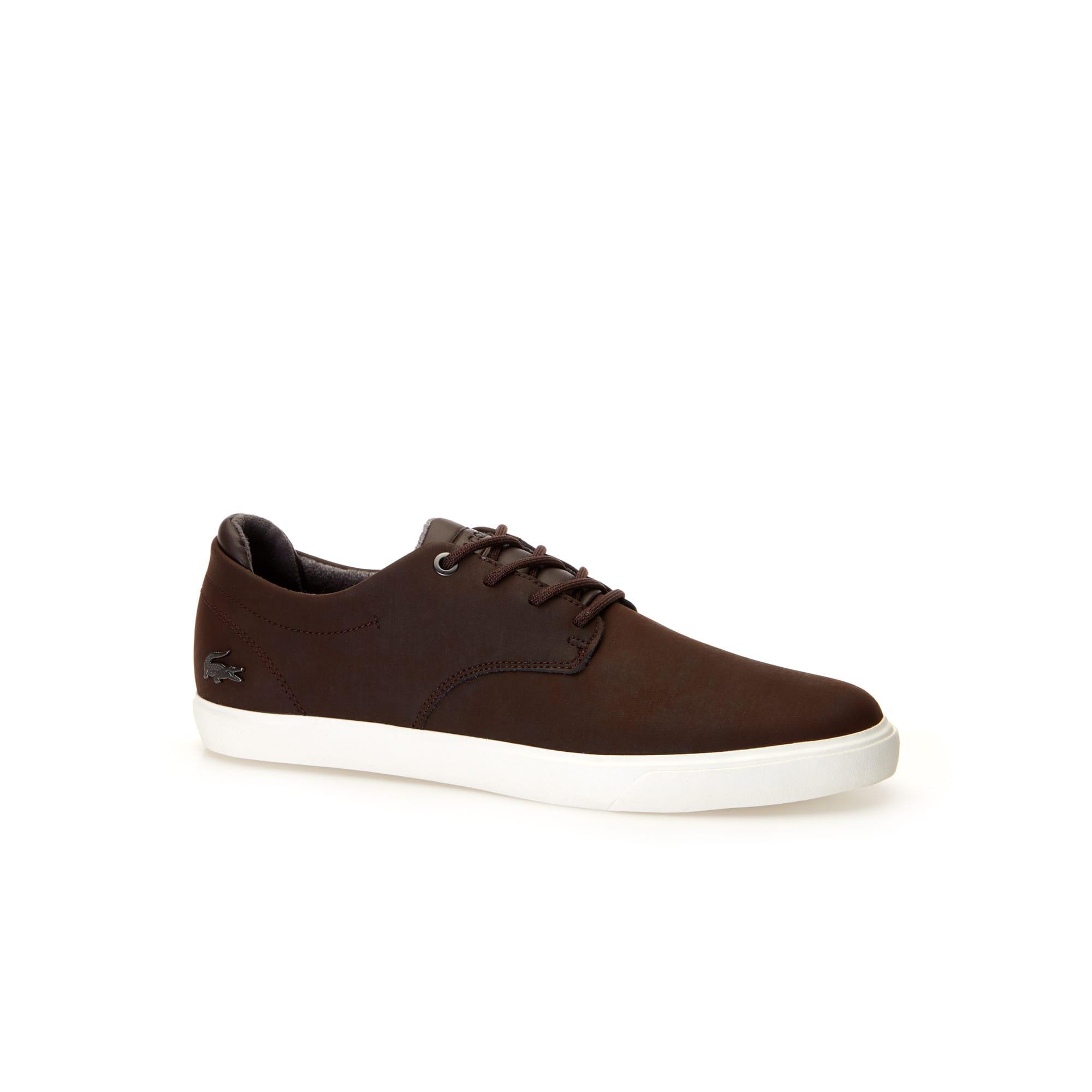 Herren-Sneakers ESPARRE aus Leder
