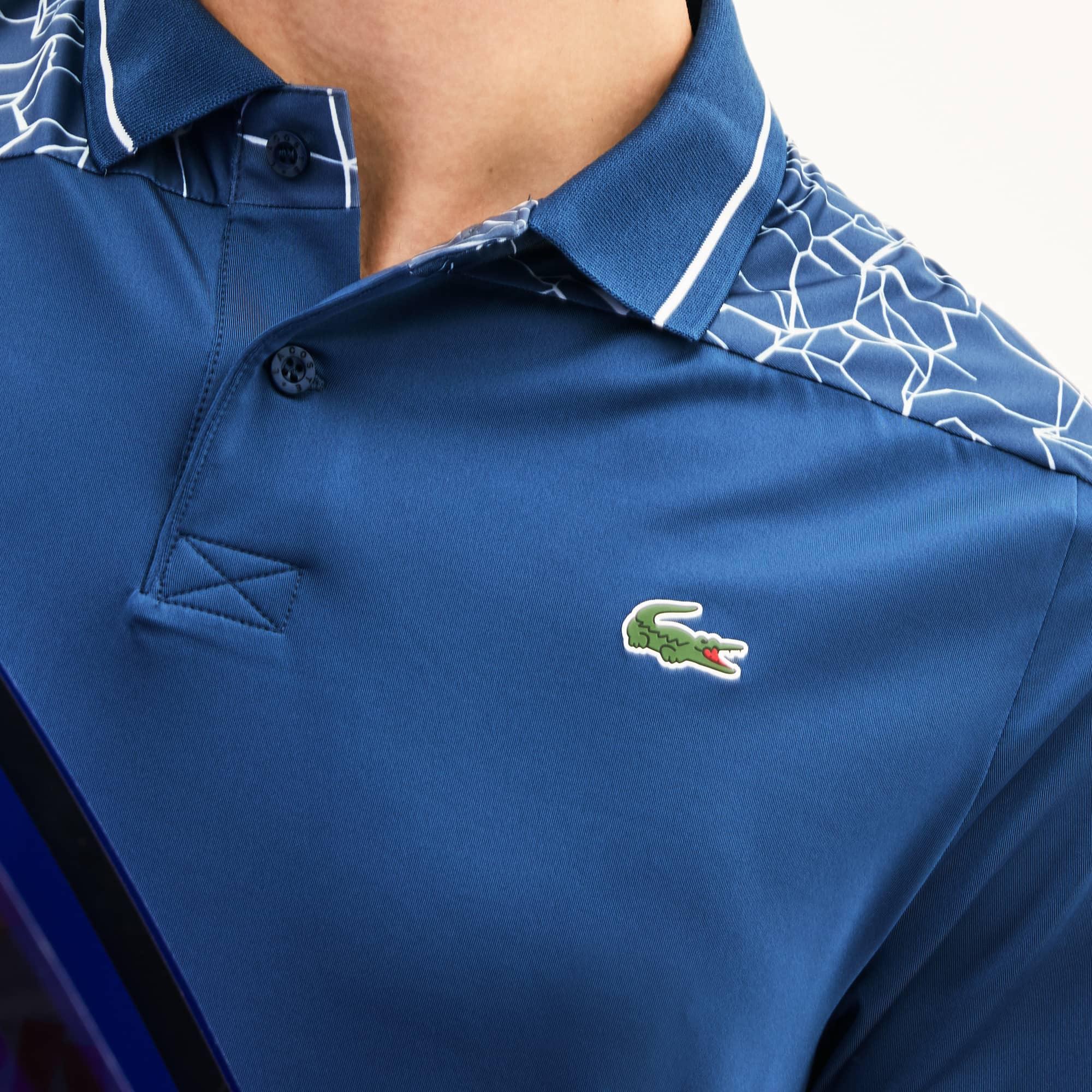 Lacoste - Herren-Poloshirt aus Stretch-Jersey LACOSTE SPORT NOVAK DJOKOVIC - 5