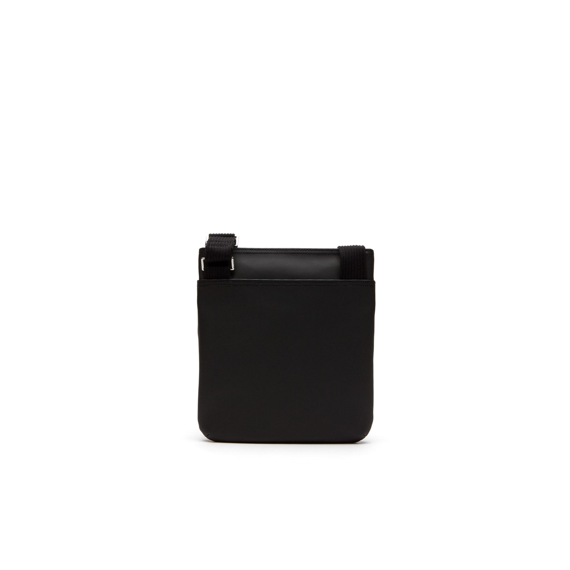 Lacoste - Flache Herren-Tasche CLASSIC aus Petit Piqué - 2