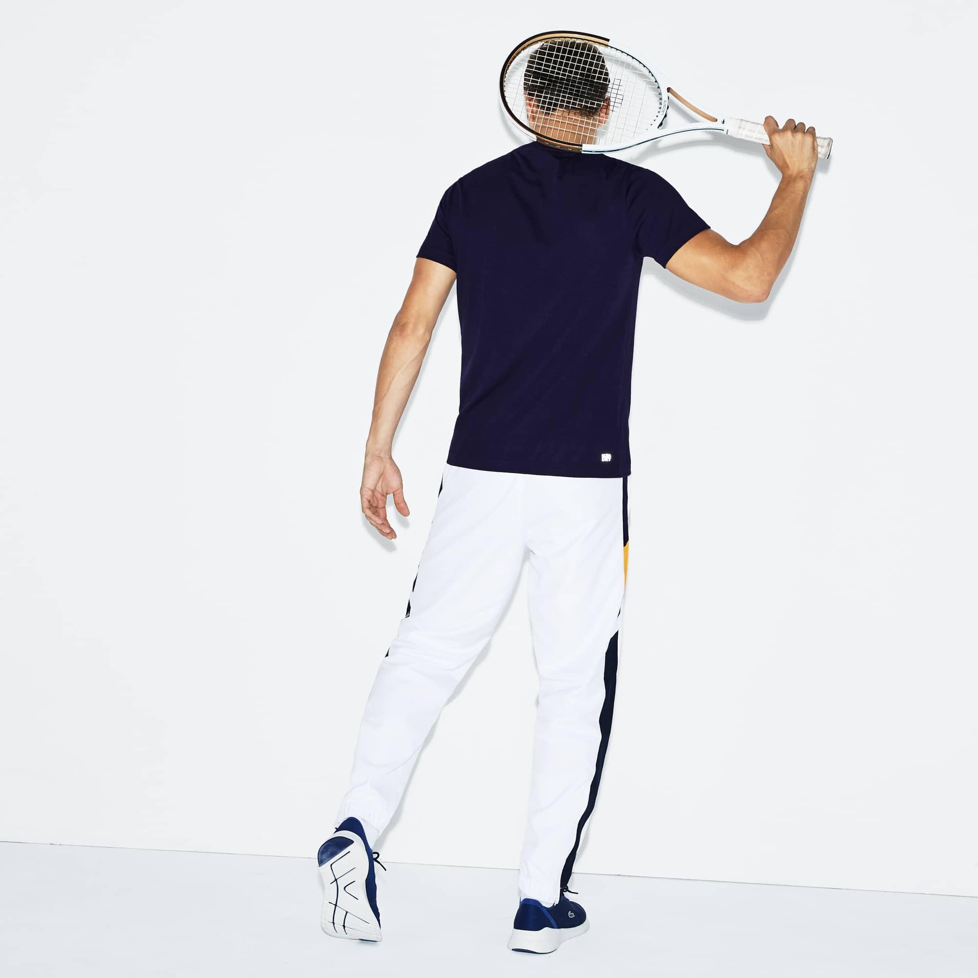 Lacoste - Herren LACOSTE SPORT Game Time Rundhals Tennis T-Shirt aus Jersey - 2