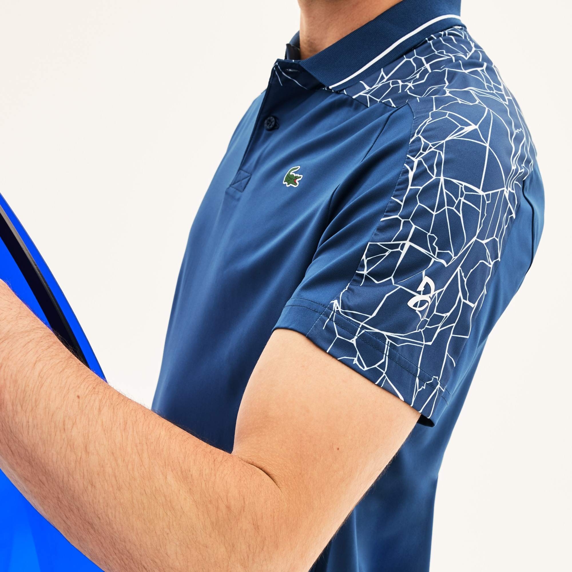 Lacoste - Herren-Poloshirt aus Stretch-Jersey LACOSTE SPORT NOVAK DJOKOVIC - 6