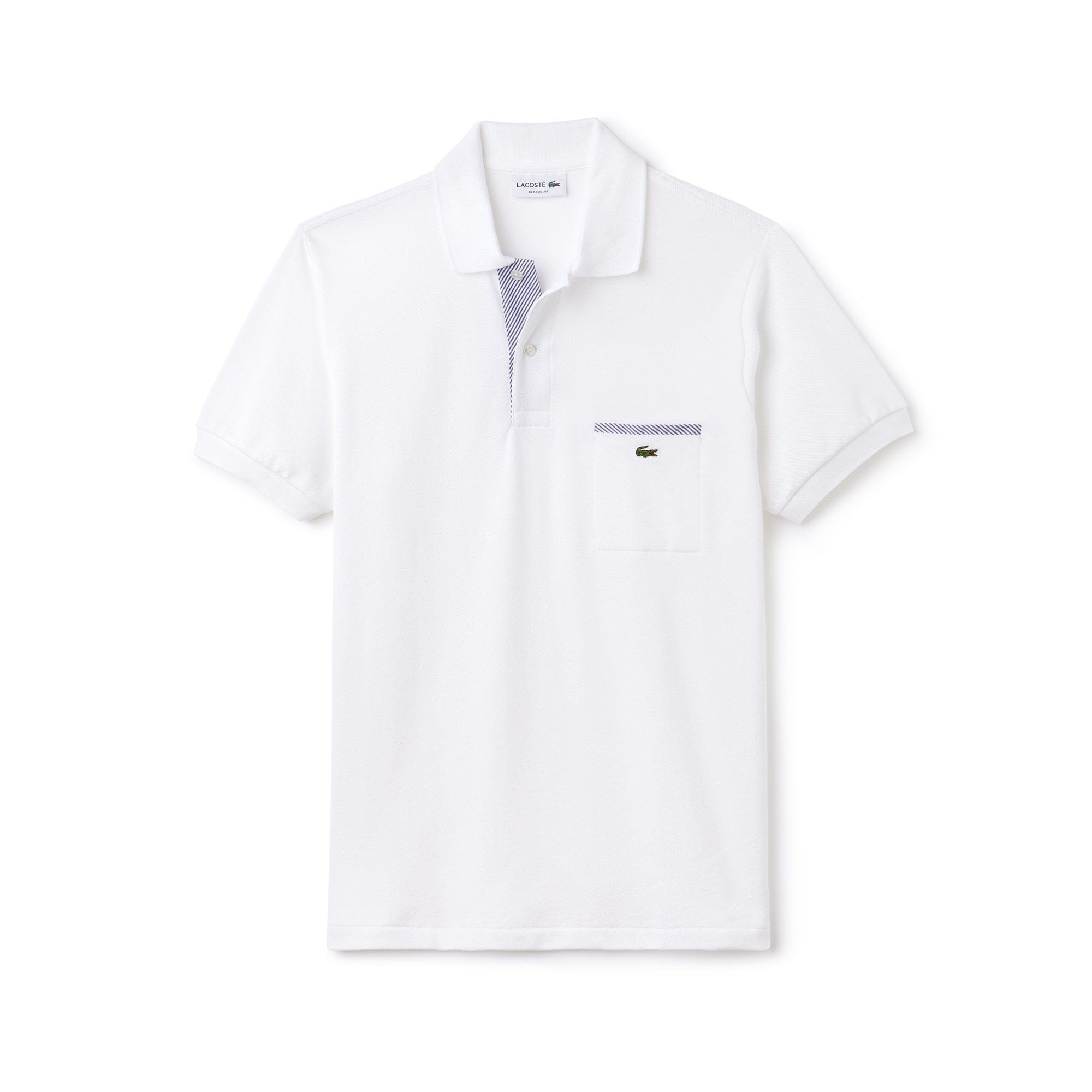 Lacoste L.12.12 Polo Shirt with contrasting details