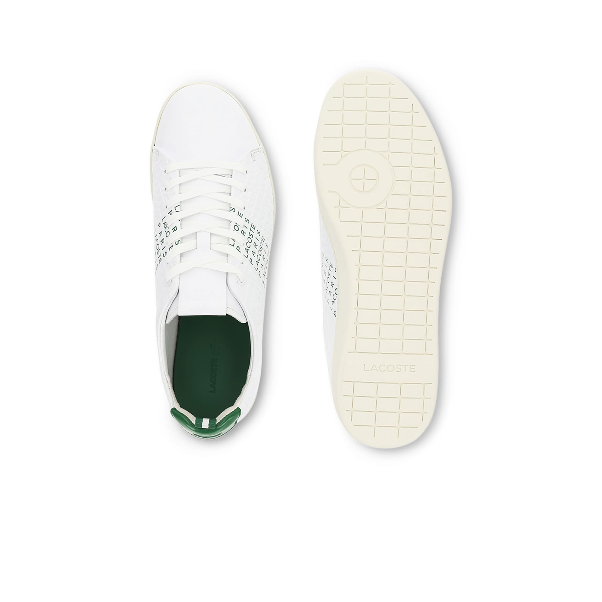 Men's Carnaby Evo Embossed Leather Trainers