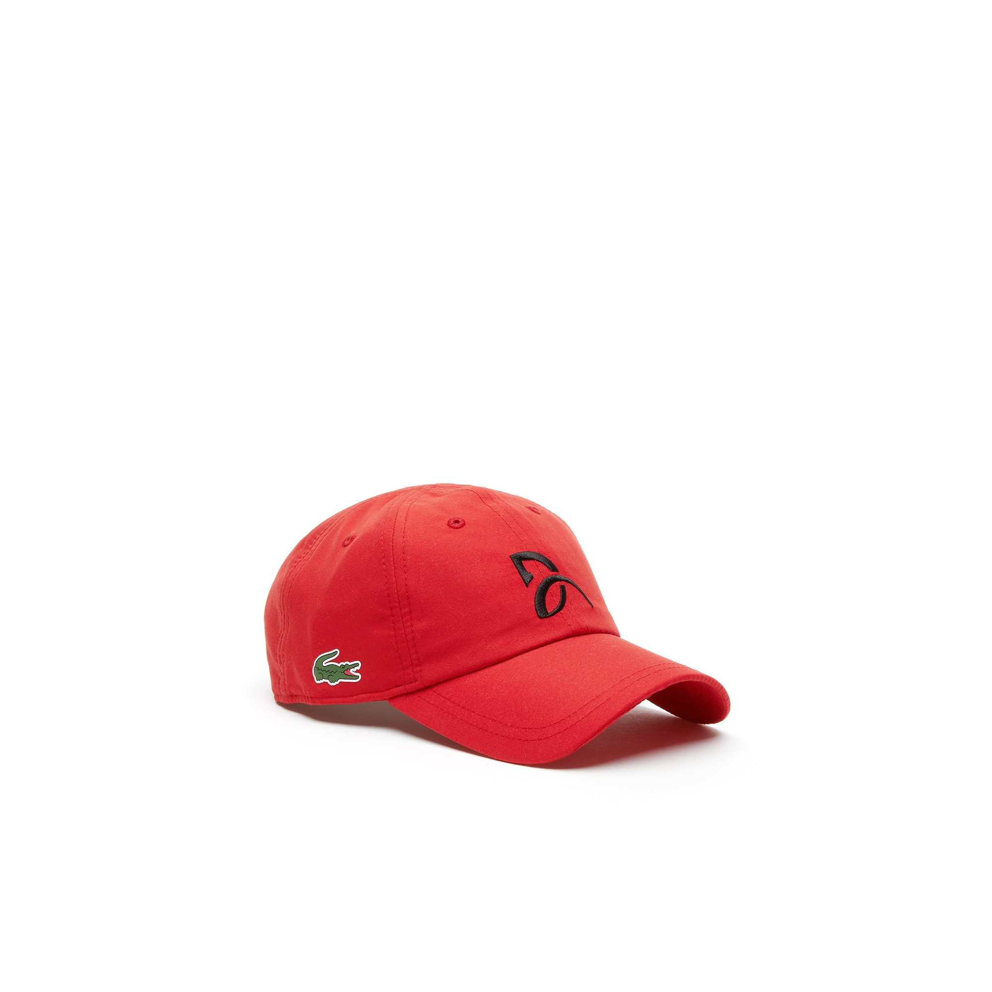 Men's Lacoste Sport Tennis Microfiber Cap - Support With Style Collection for Novak Djokovic
