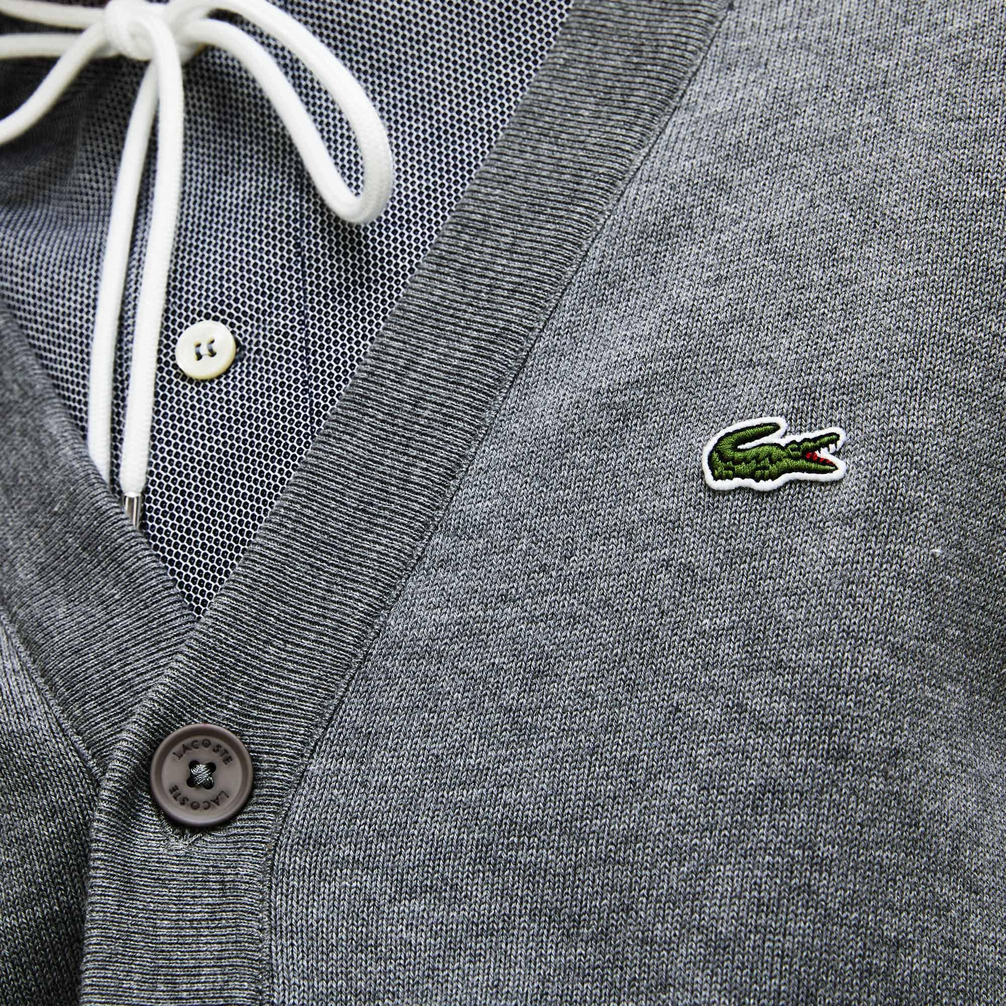b417b10f8b Men's Cotton Jersey Cardigan