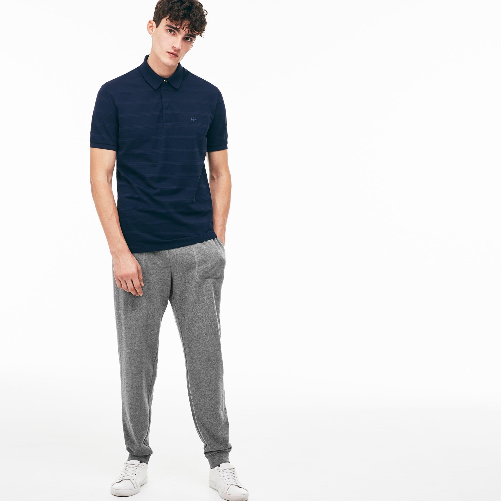 Men's Lacoste MOTION Cotton Fleece Urban Jogging Pants