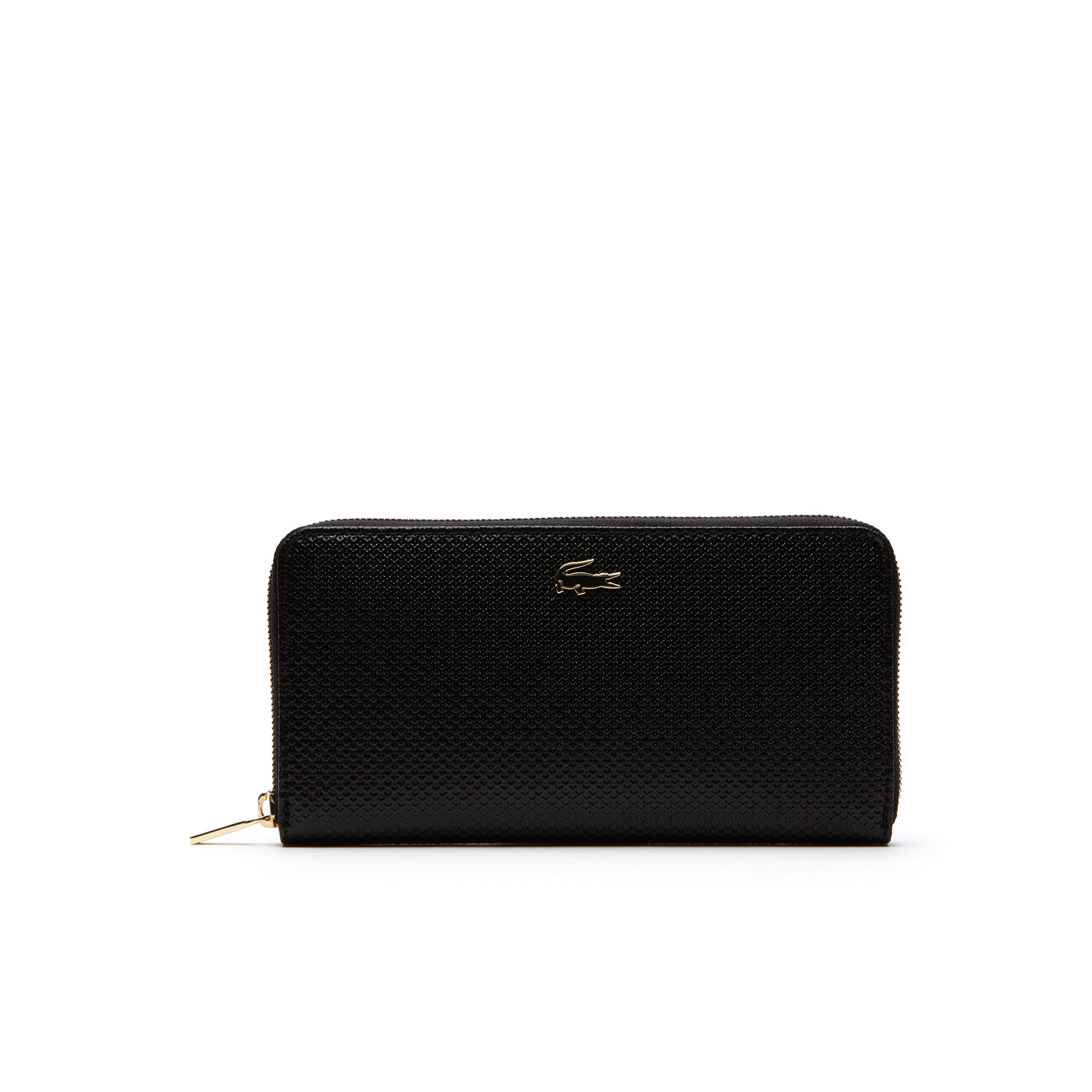 Women's Chantaco Piqué Leather Zip Wallet