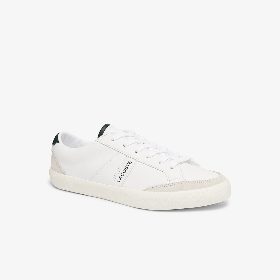 Women's Coupole Leather, Suede and Synthetic Trainers