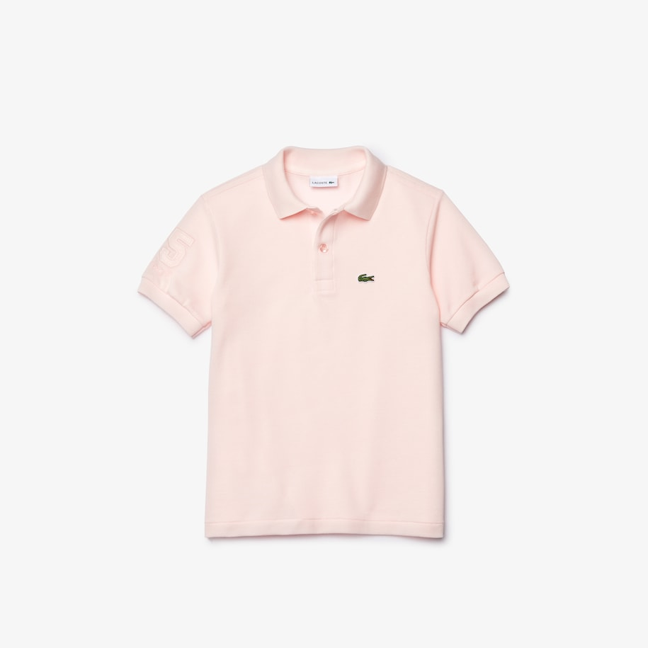 Kid's Lacoste Club Med Classic Fit Polo Shirt