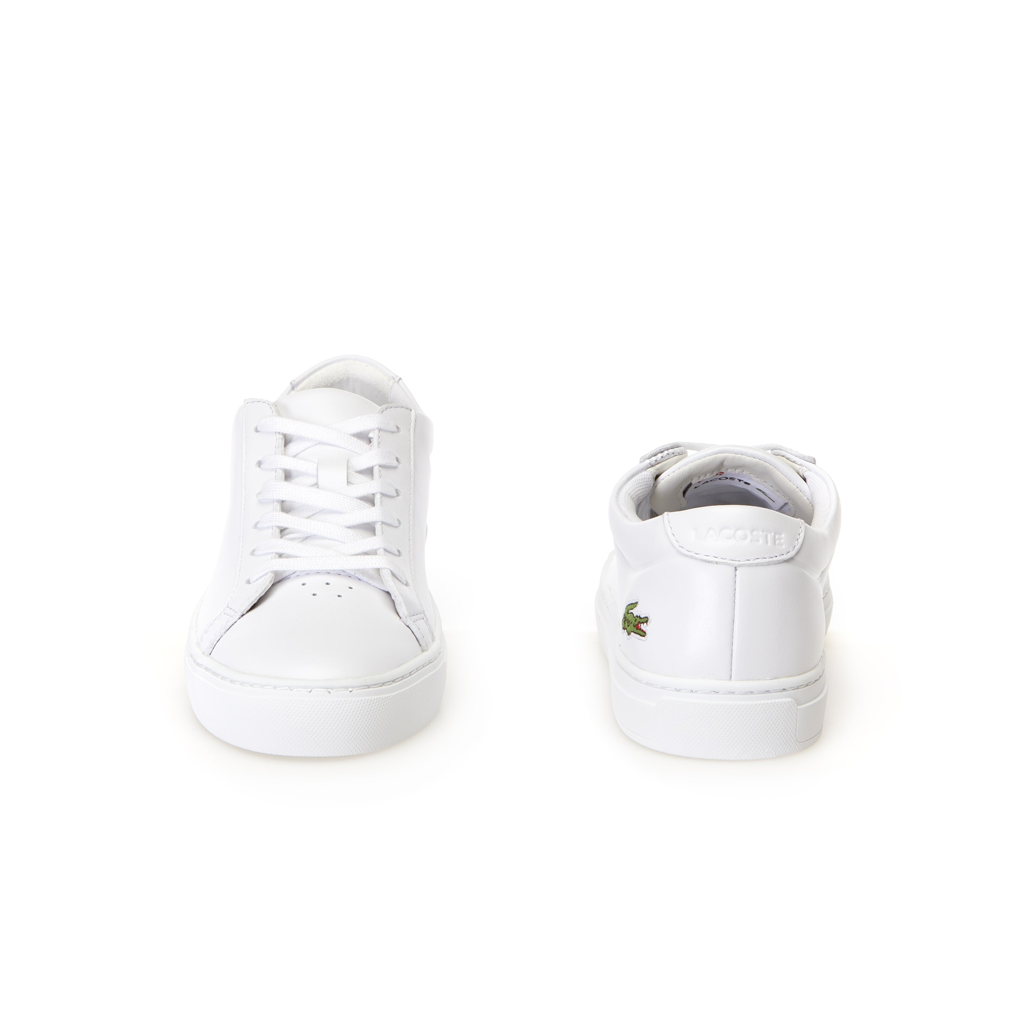 Women's L.12.12 Leather Trainers