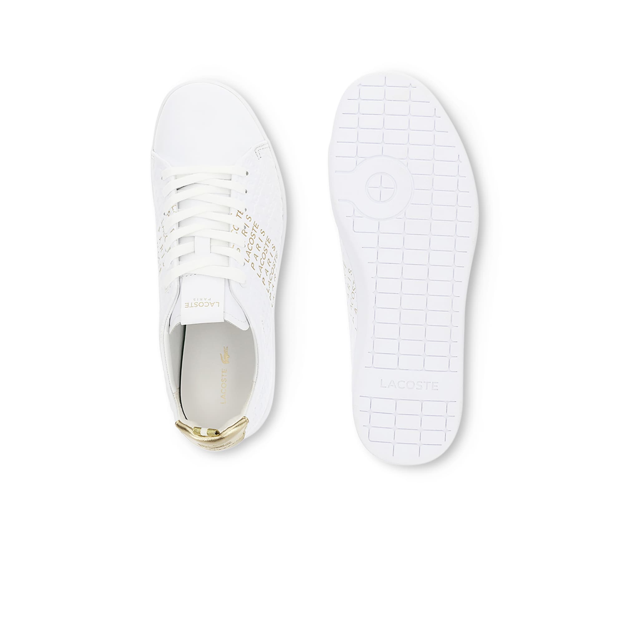 Women's Carnaby Evo Embossed Leather Trainers