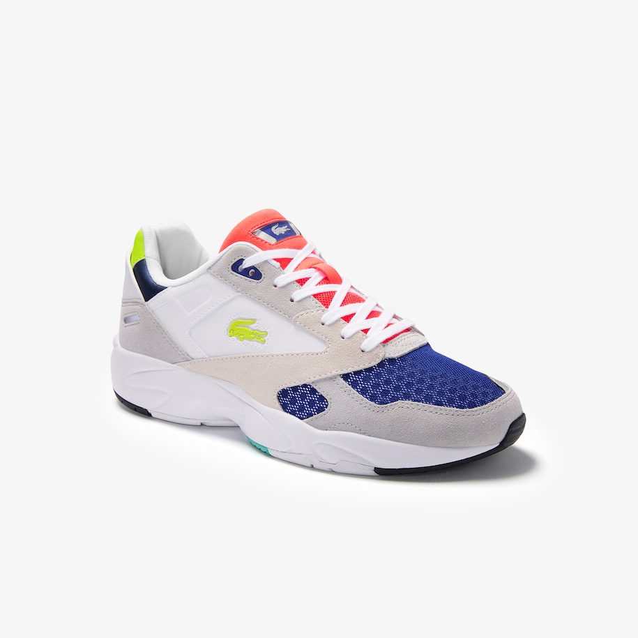 Men's Storm 96 LO Textile, Synthetic and Suede Trainers