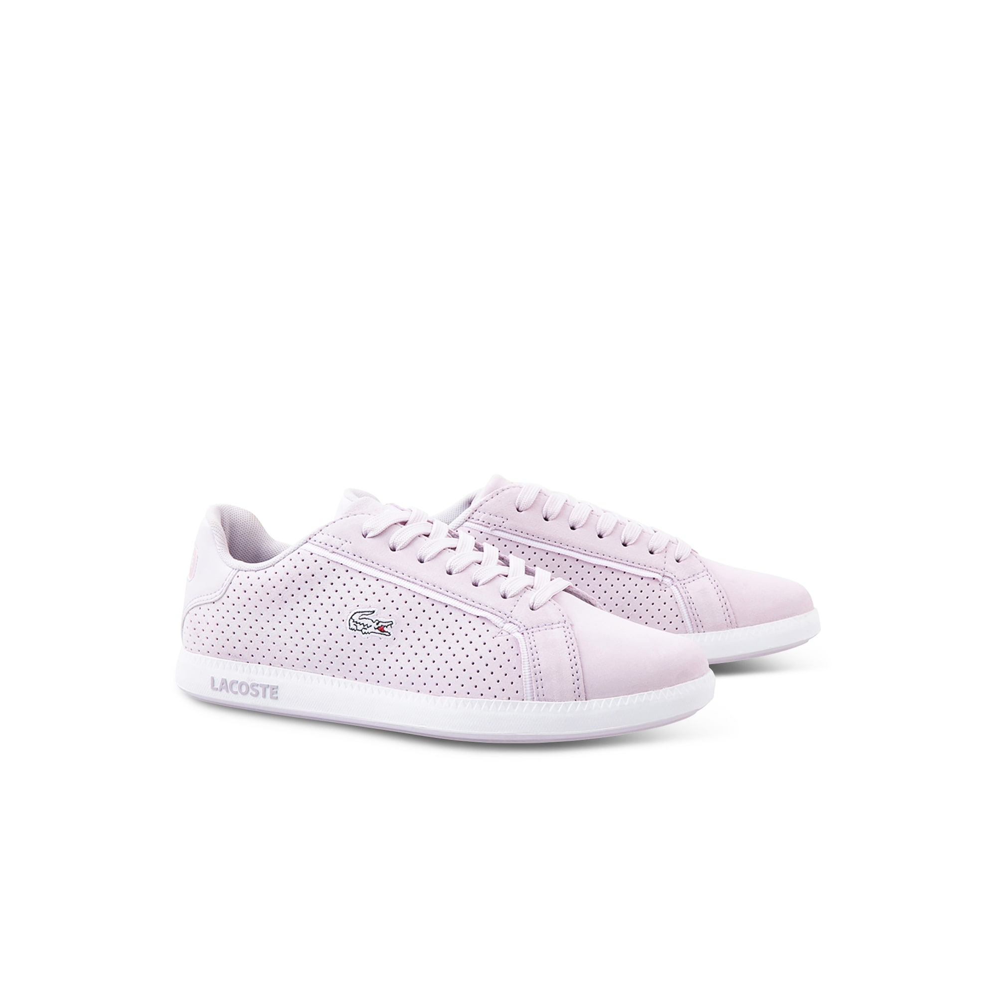 Women's Graduate Suede Trainers