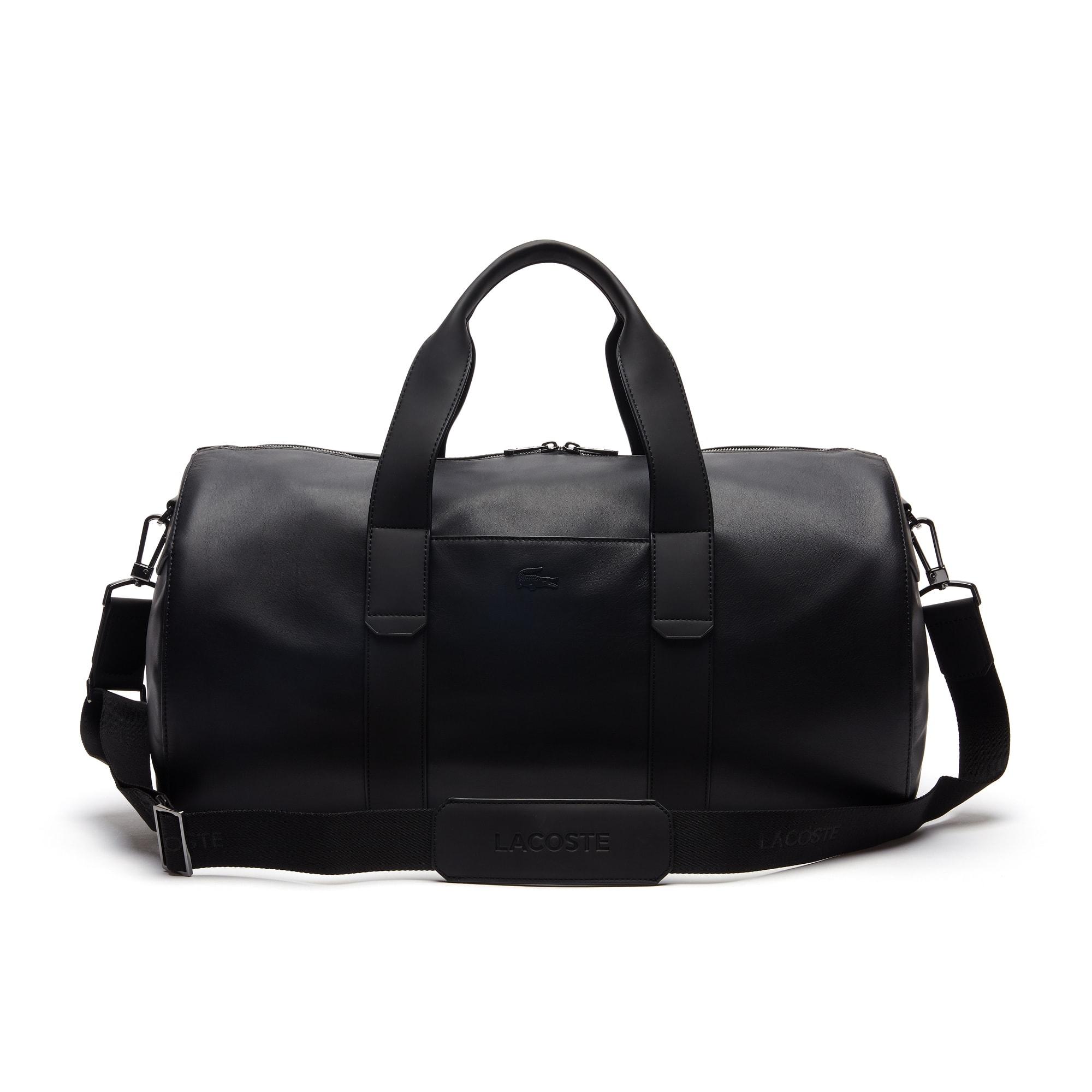 Men's Full Ace Leather Roll Bag