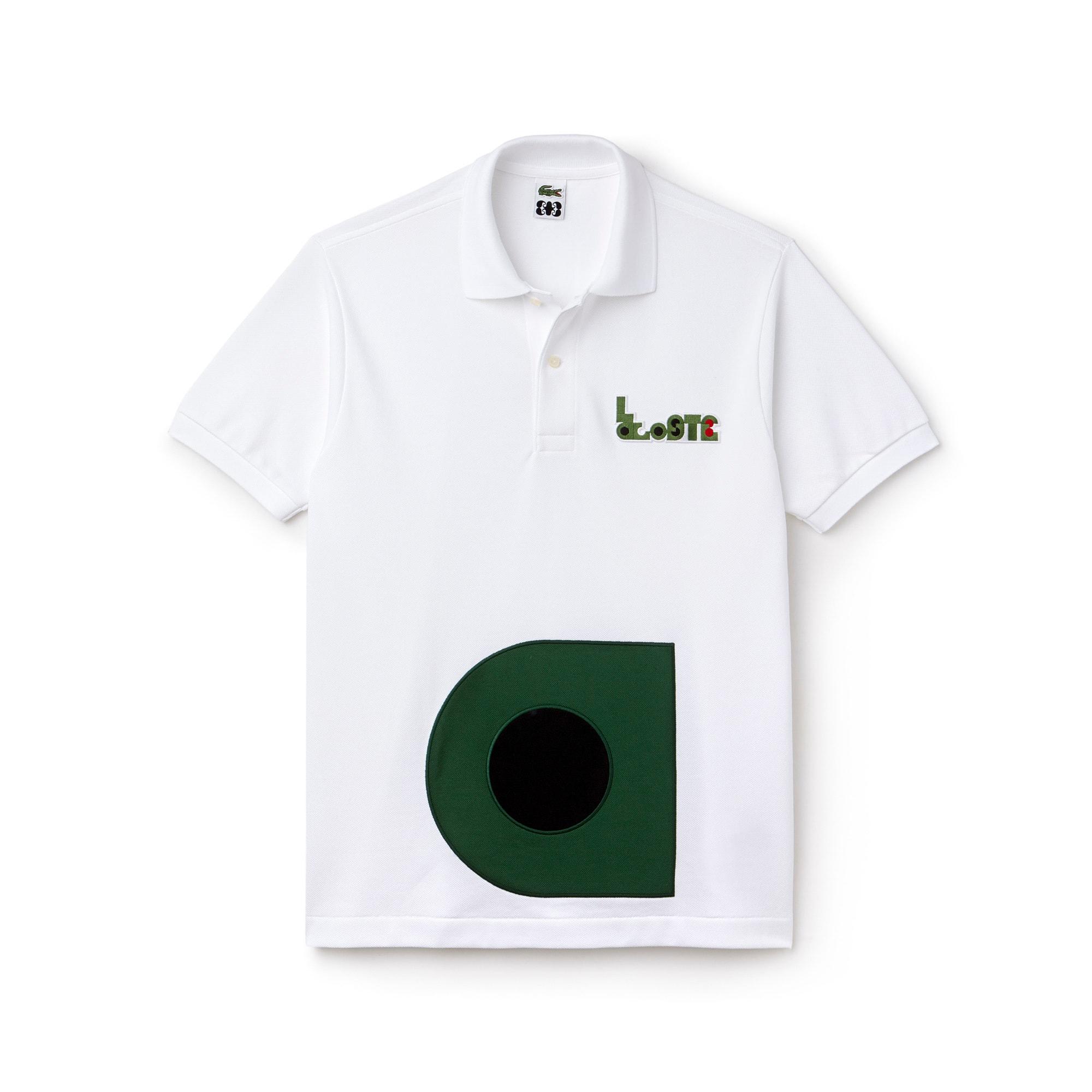 Men's Lacoste M/M Collab L.12.12 Thick Cotton Piqué Polo