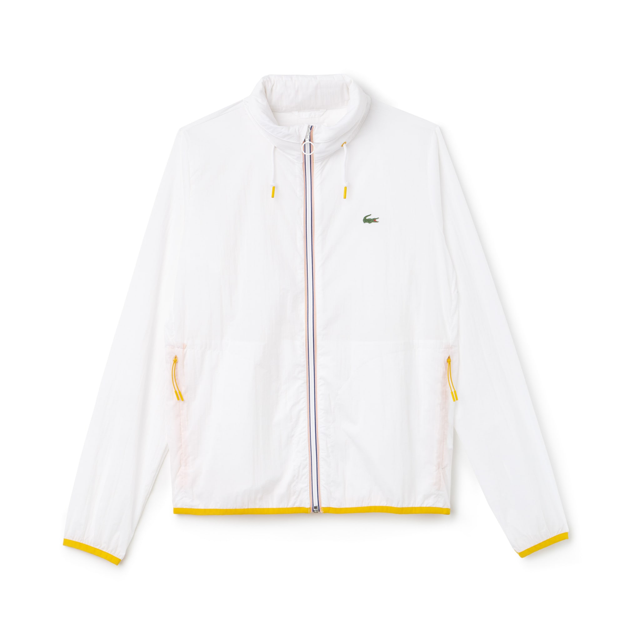 Women's Lacoste SPORT Concealed Hood Tech Tennis Windbreaker