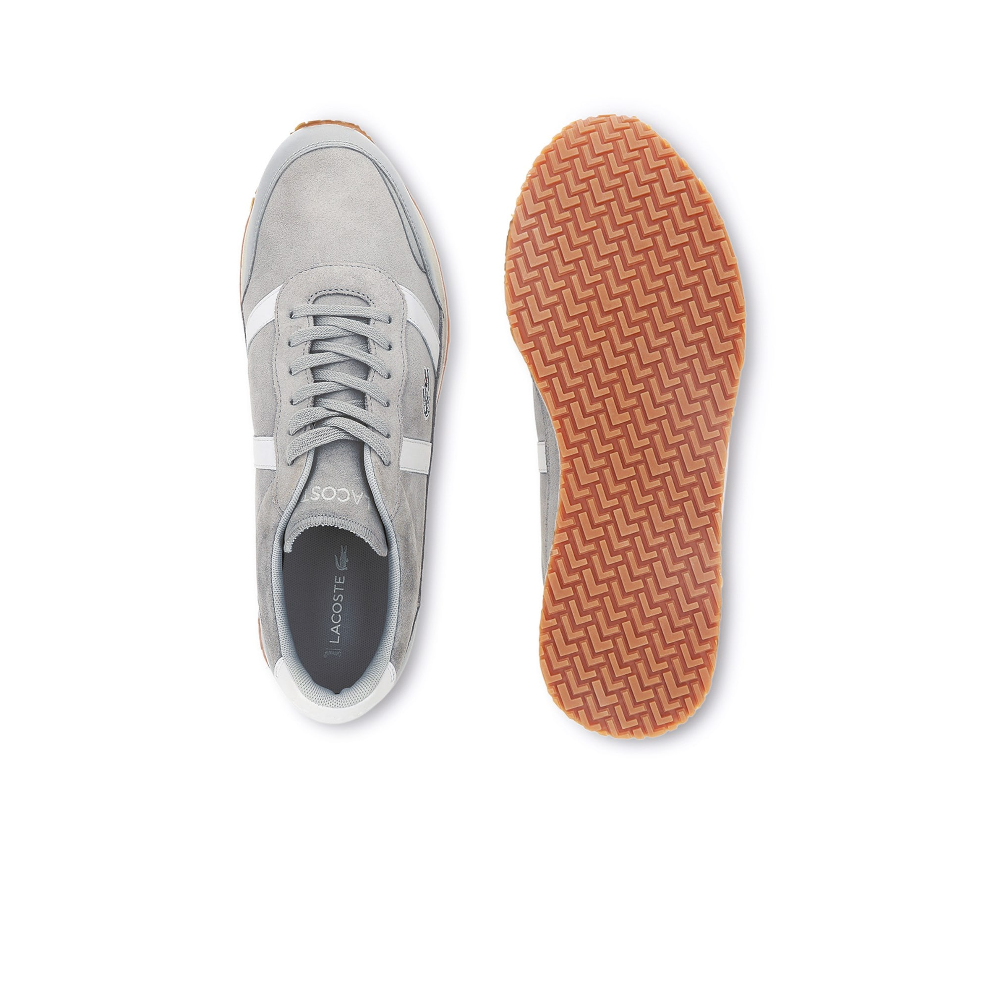Men's Partner Suede Trainers