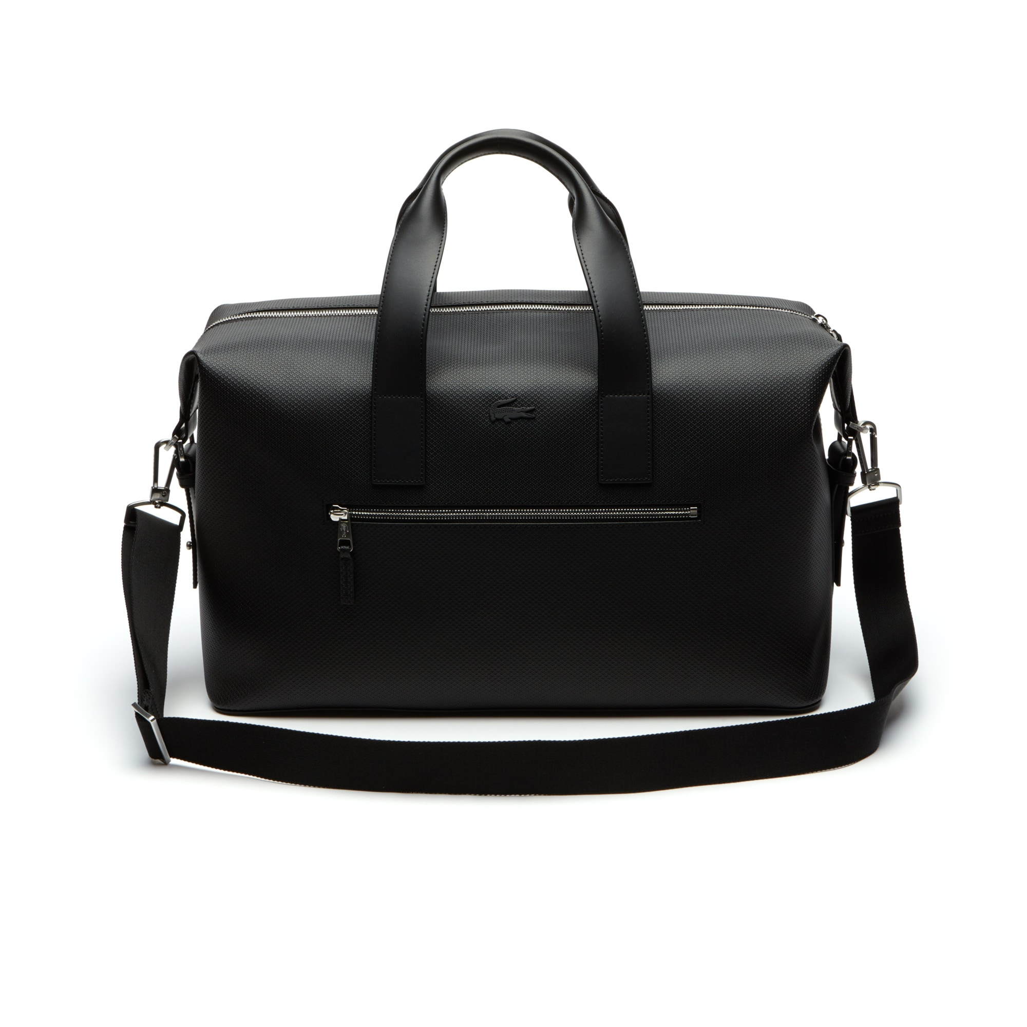 Men's Chantaco Matte Piqué Leather Weekend Bag