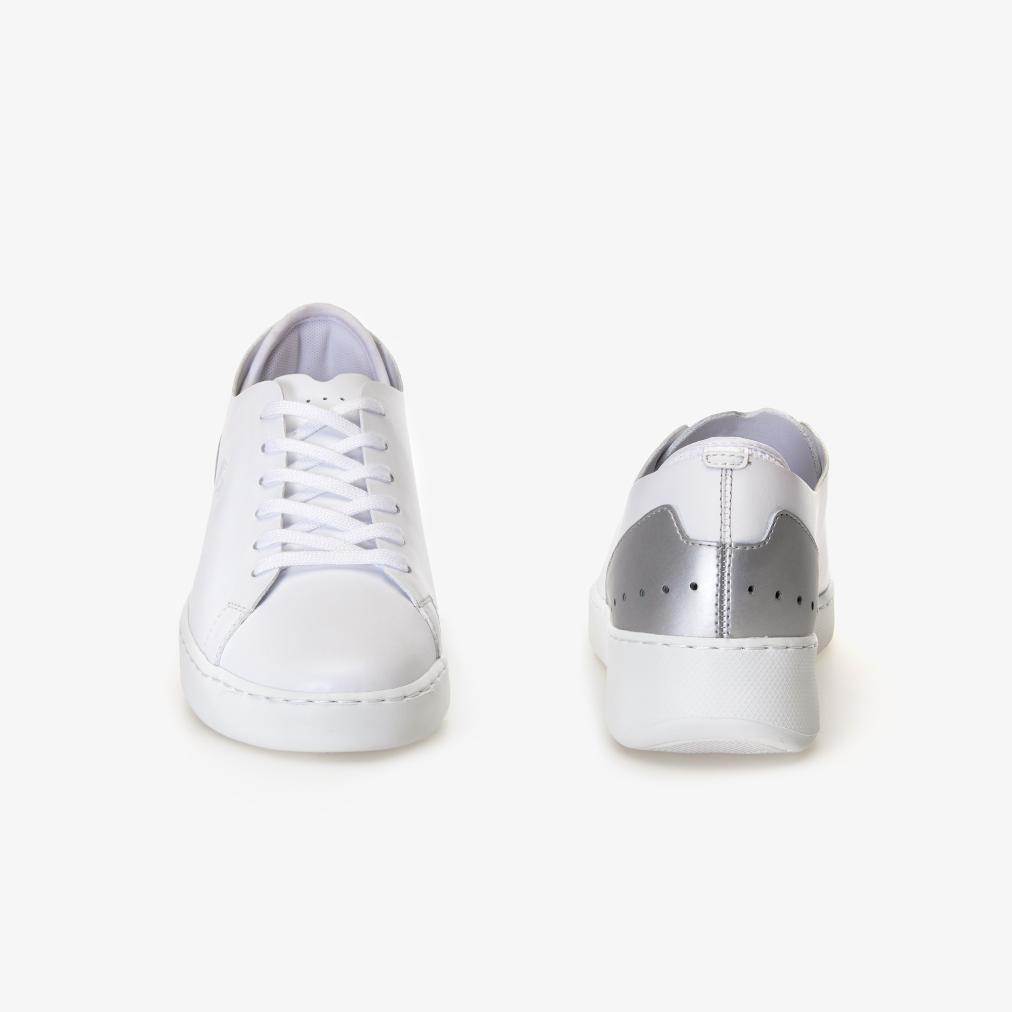 Women's Eyyla Metallic Leather Trainers