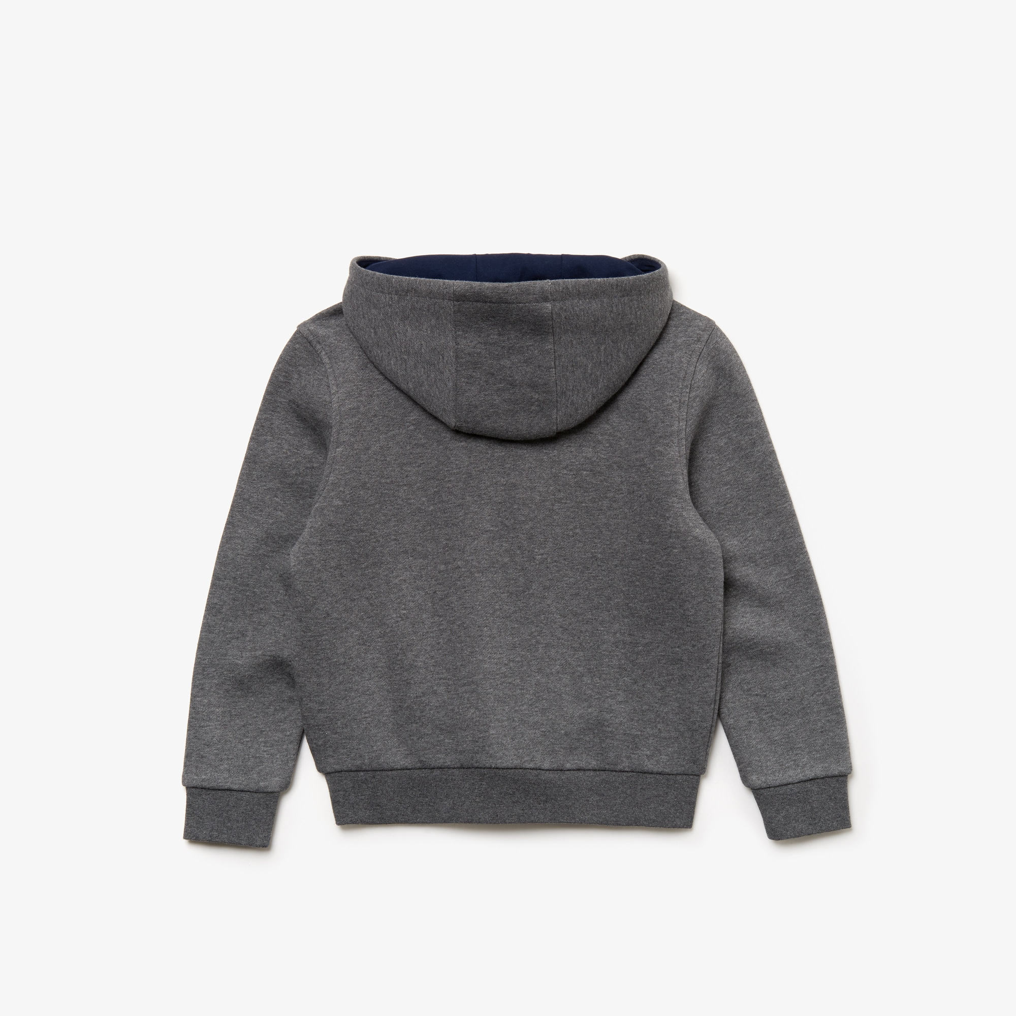 Kids' Lacoste SPORT Tennis Zippered Fleece Sweatshirt