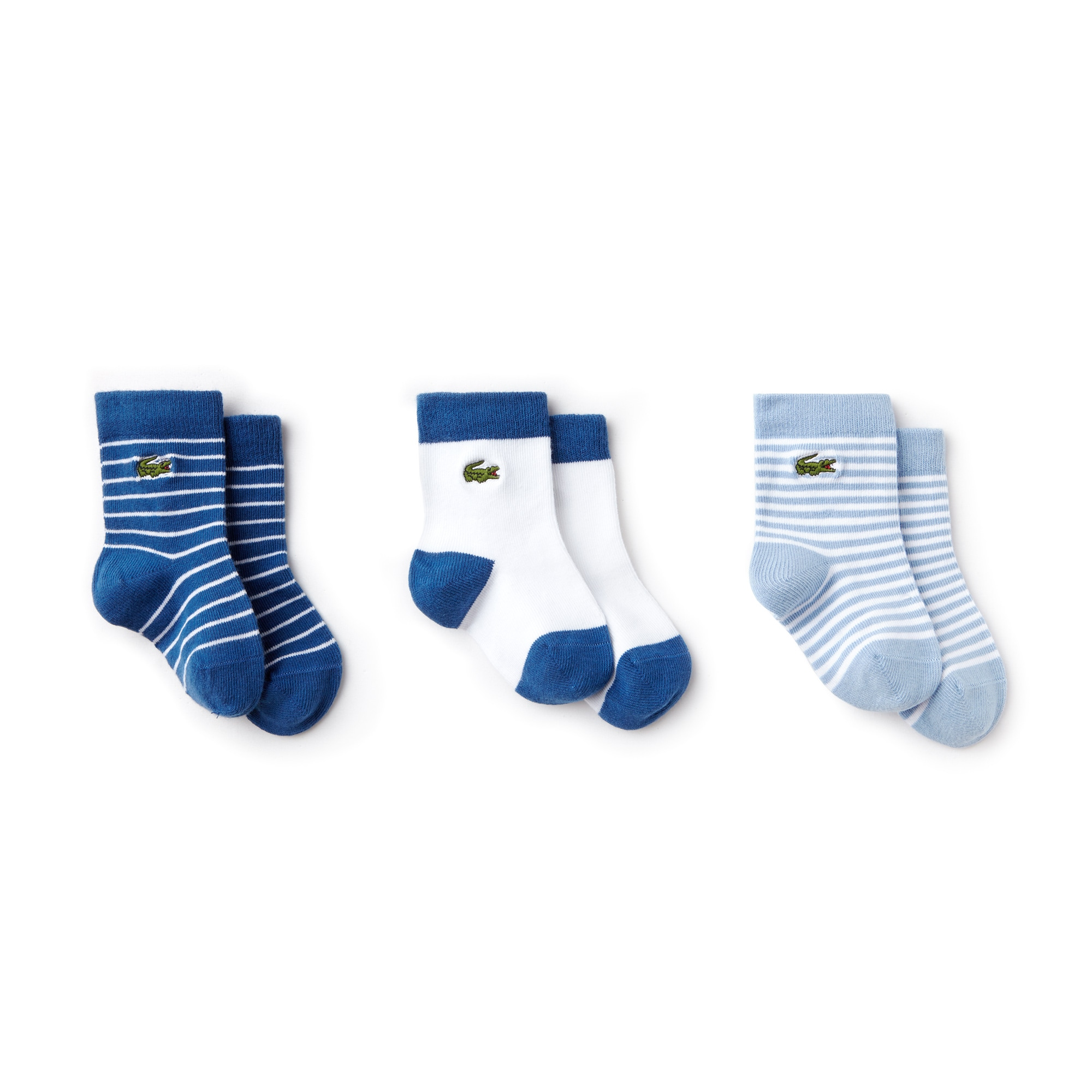 Unisex Jersey Sock Three-Pack