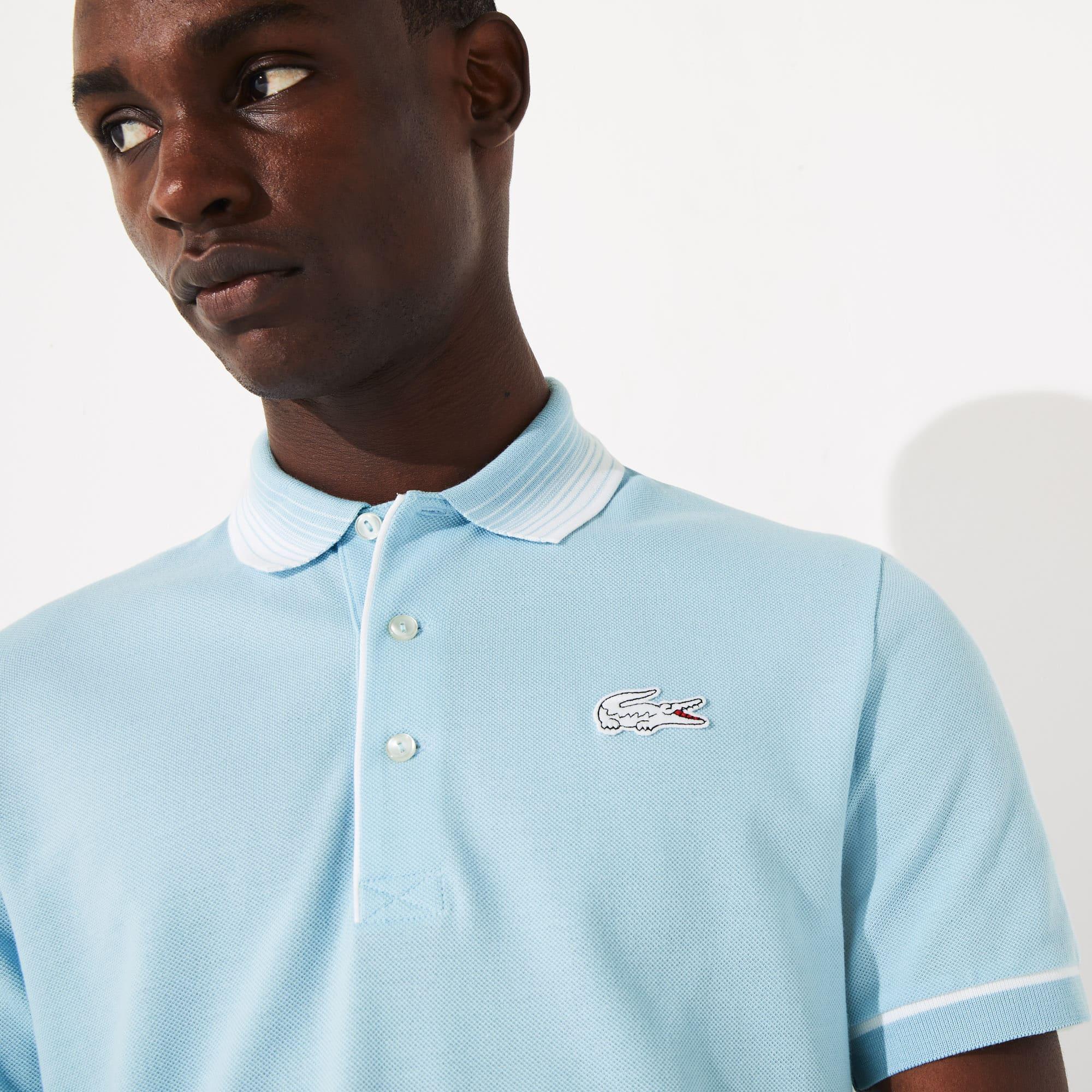 085b1674f9 Men's Lacoste SPORT French Open Edition Cotton Petit Piqué Polo Shirt