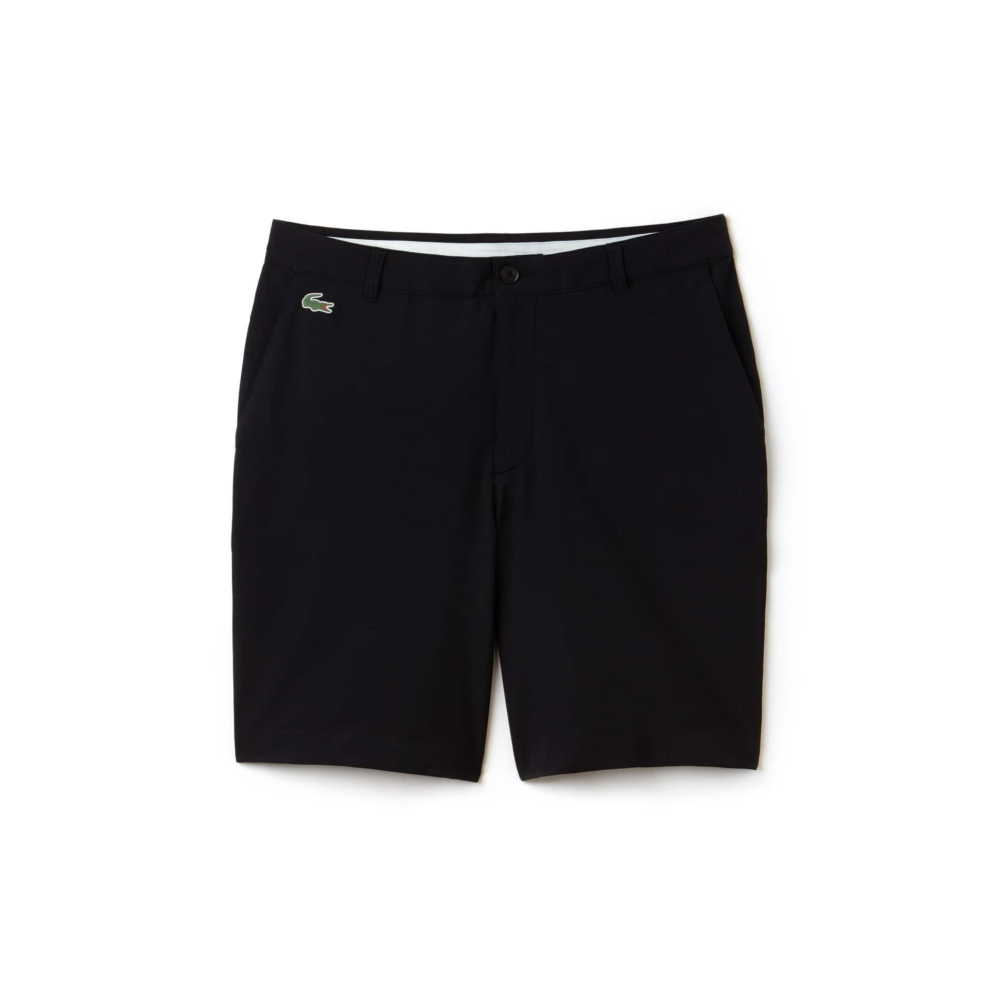 Men's Lacoste SPORT Stretch Taffeta Technical Golf Bermuda Shorts