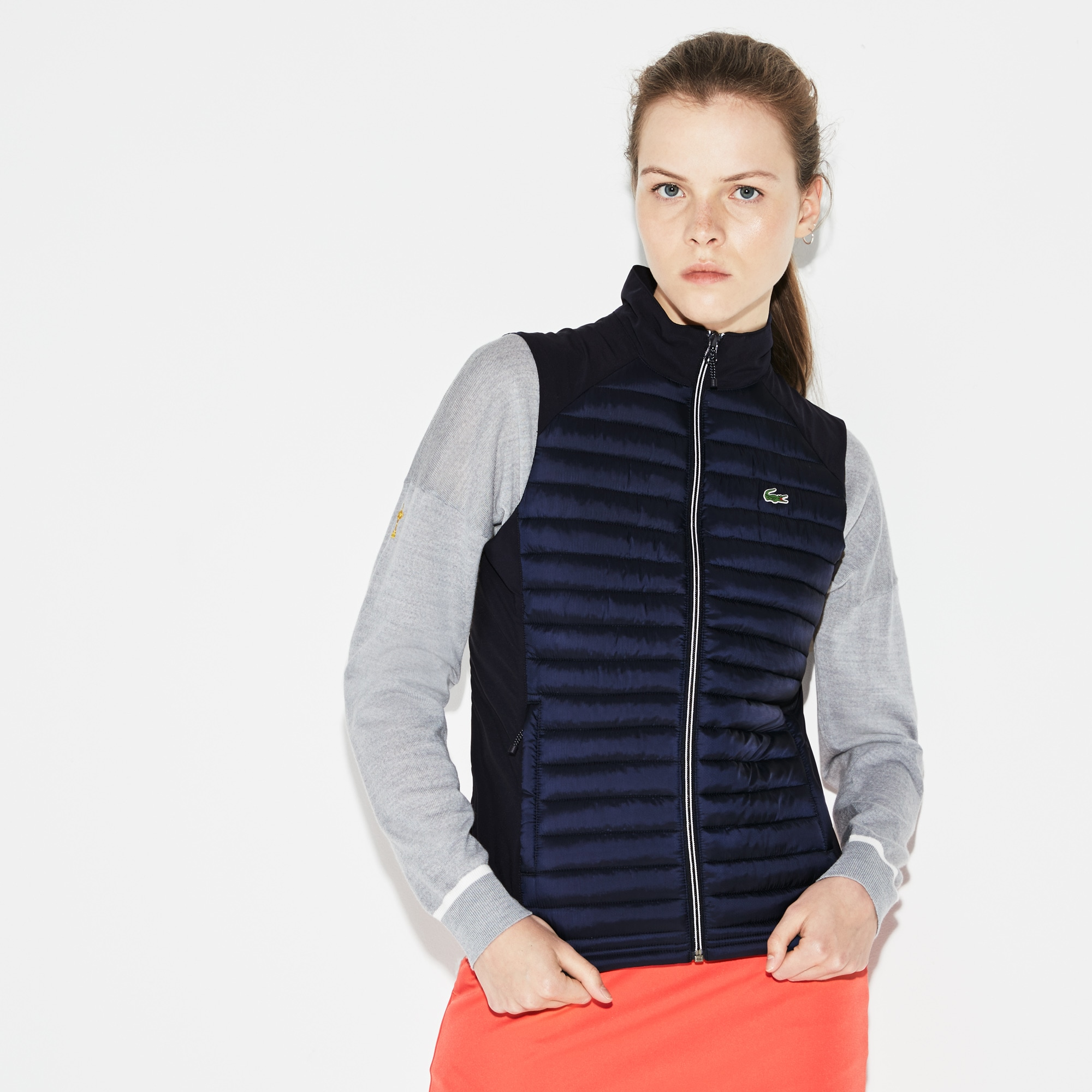 Women's Lacoste SPORT Ryder Cup Edition Technical Golf Vest