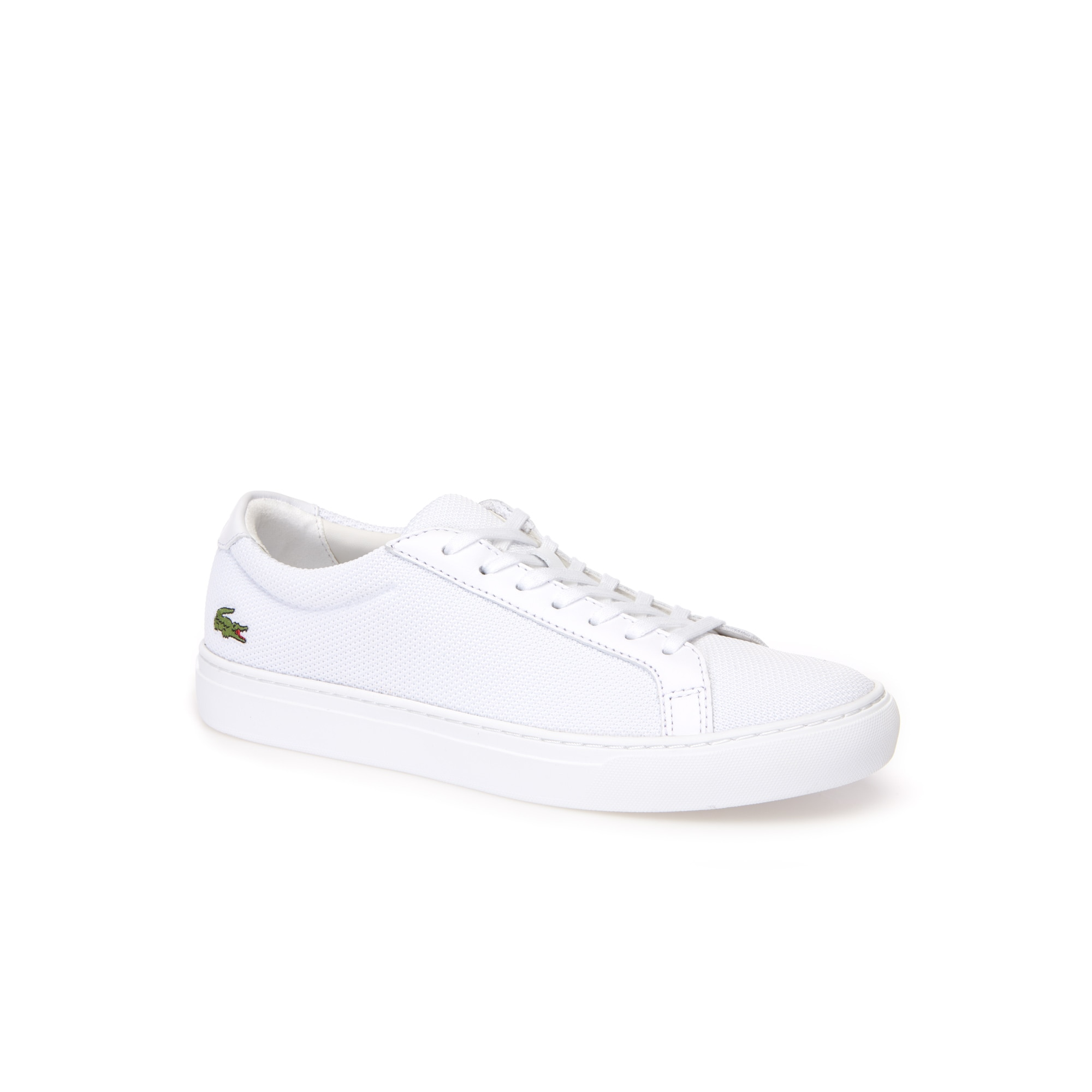 Men's L.12.12 Piqué Canvas Trainers