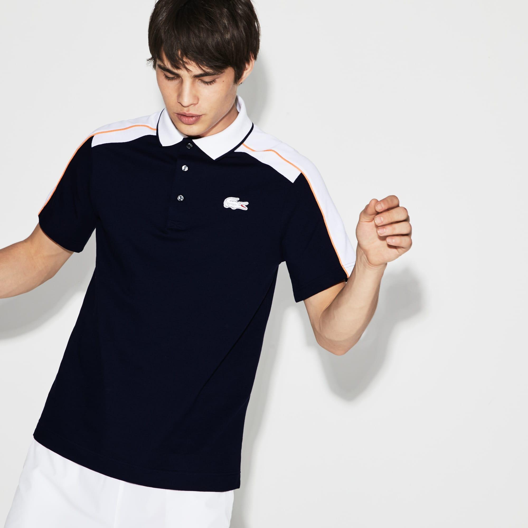 Men's Lacoste SPORT Roland Garros Edition Petit Piqué Polo Shirt