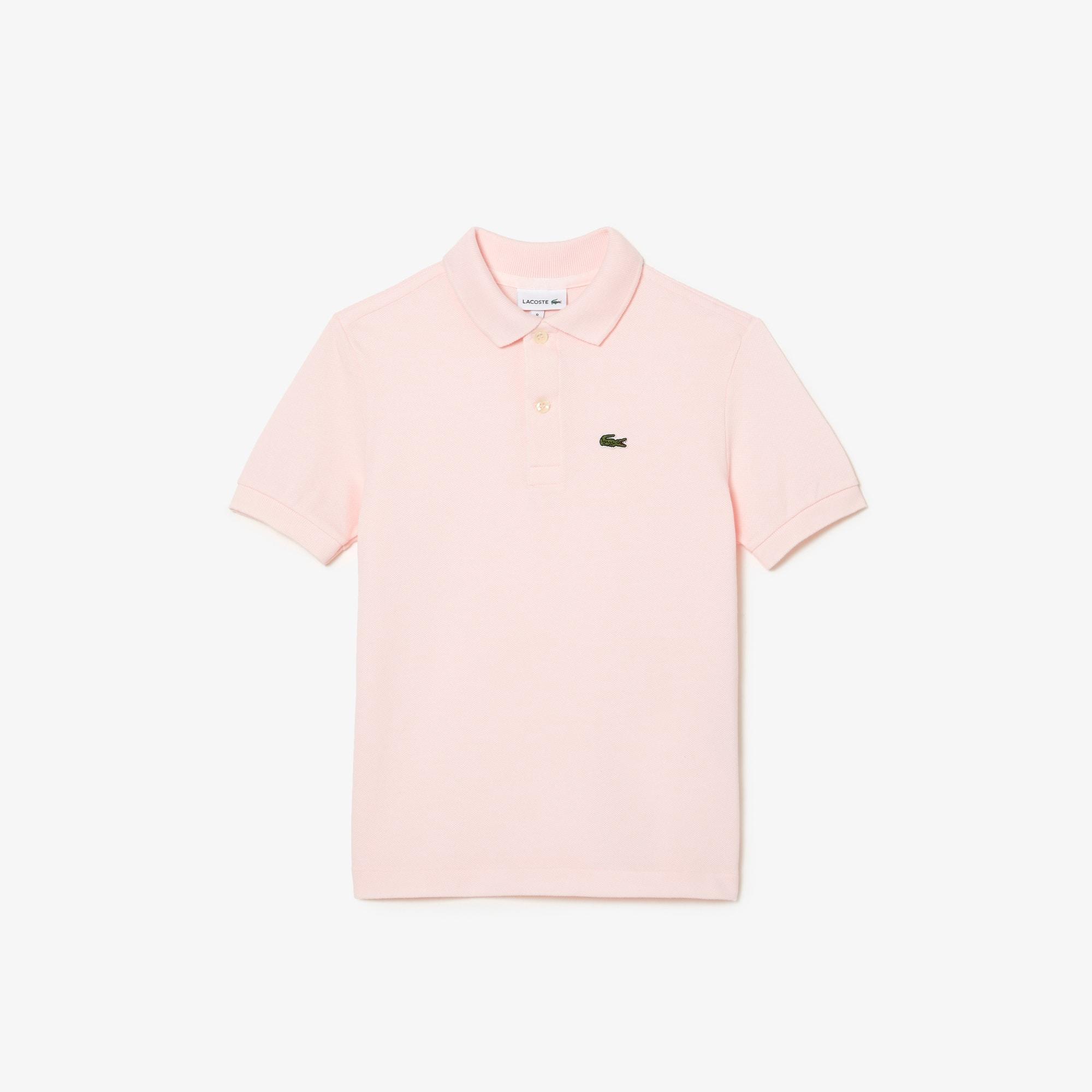 cd1b82e13 Lacoste Petit Piqué Polo Shirt ...