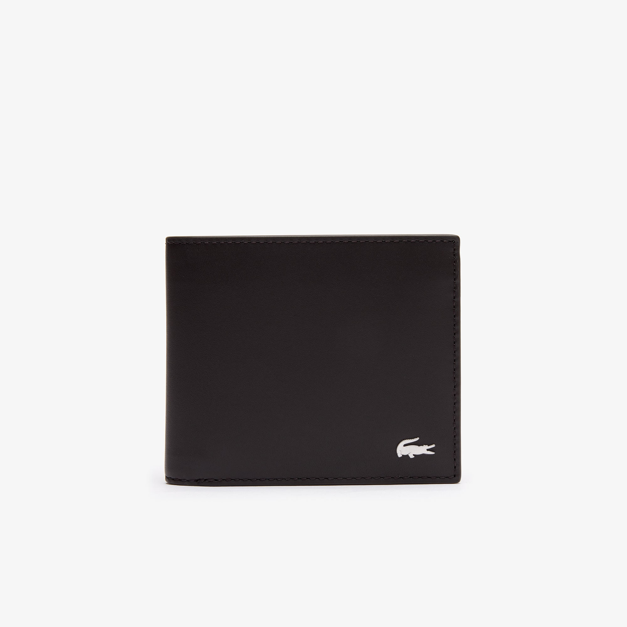 Men's FG billfold in leather