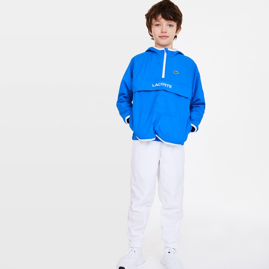Boys' Lacoste SPORT Lightweight Jacket